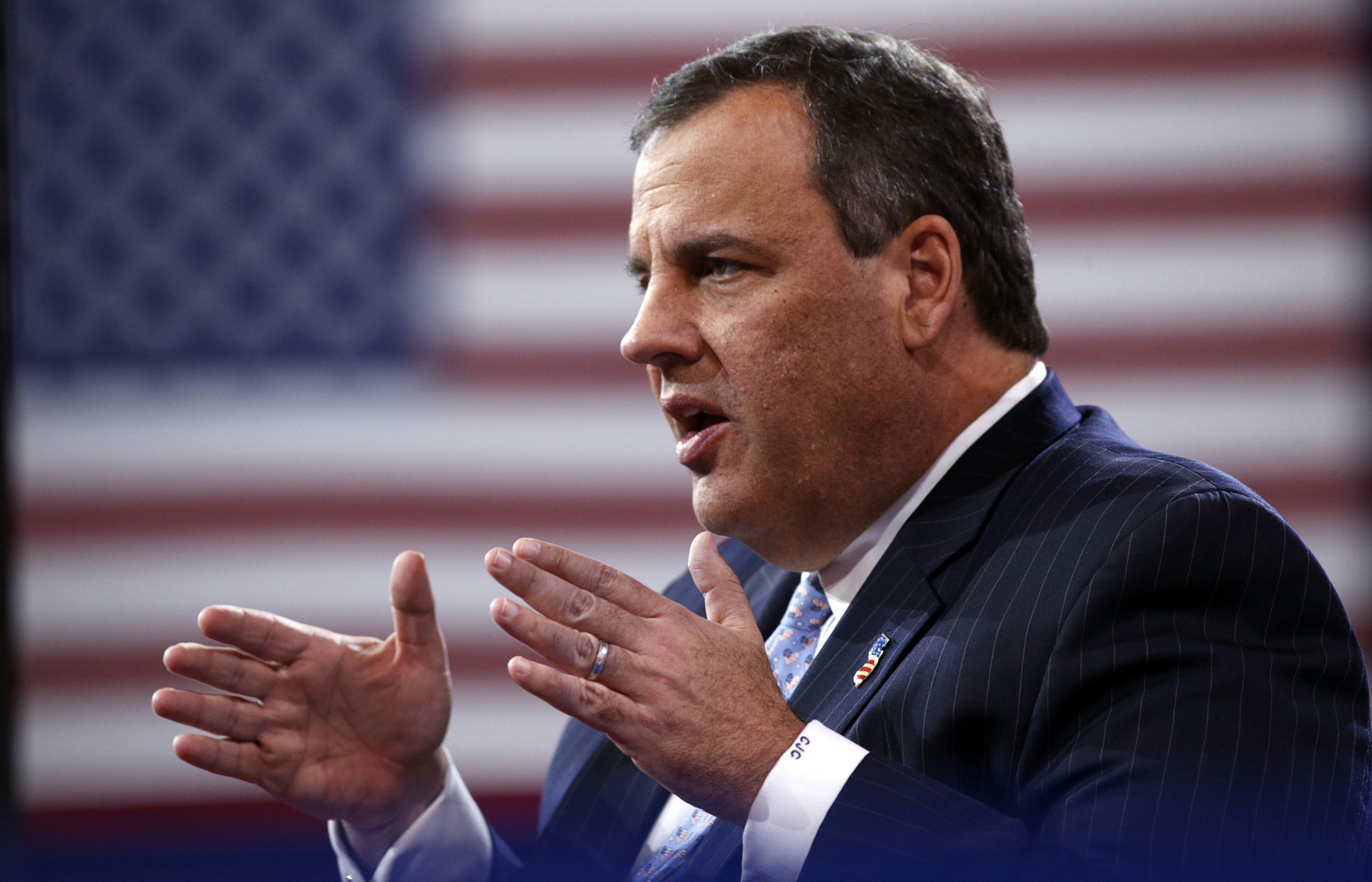 Chris Christie Gets Co...