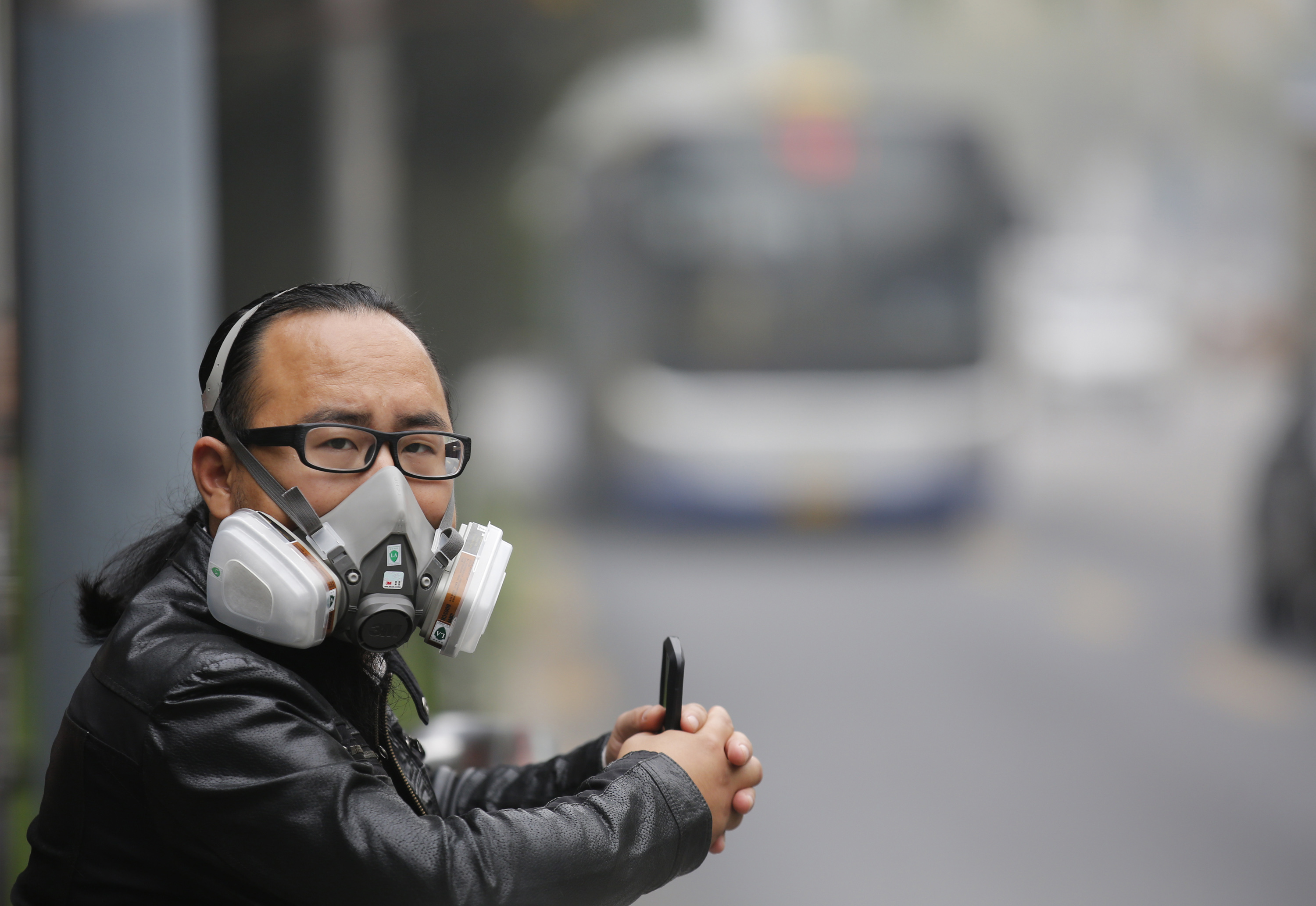 China's Five Year Plan to radically tighten air pollution targets
