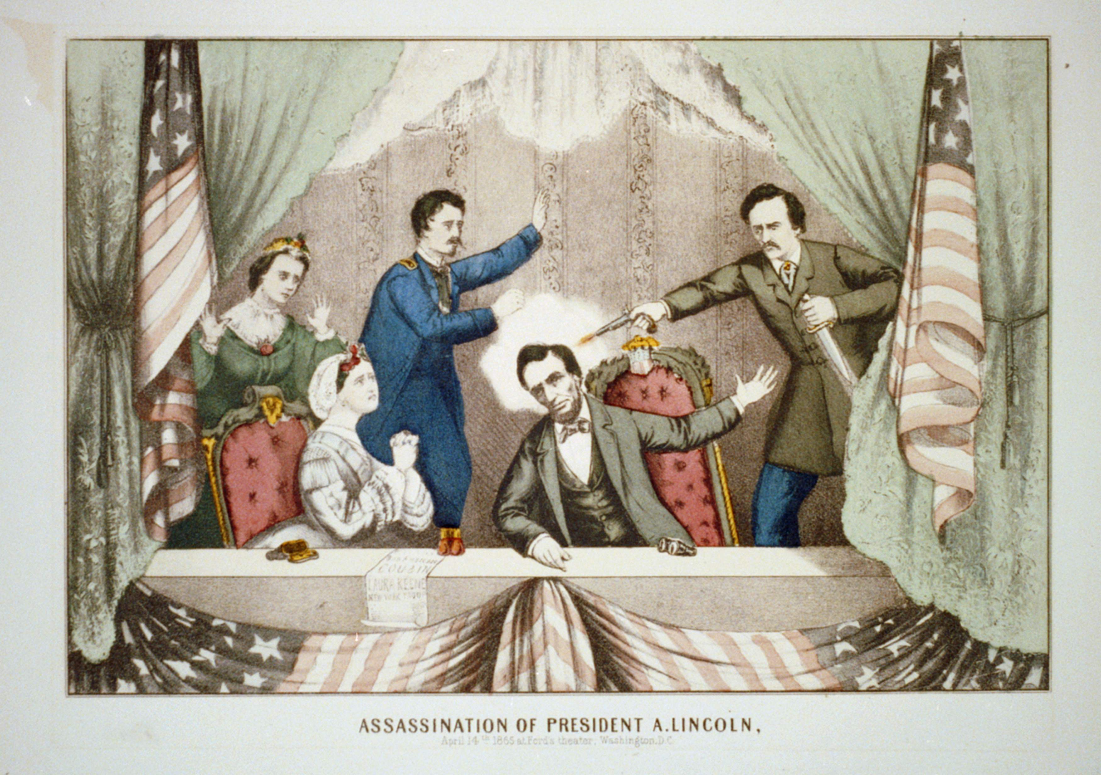 the history of president lincoln's assassination The white house and lincoln's assassination by: anthony s pitch throughout the more than 200-year history of the white house, presidents themselves ha.