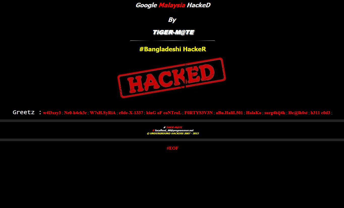 everything need know about hack were afraid google