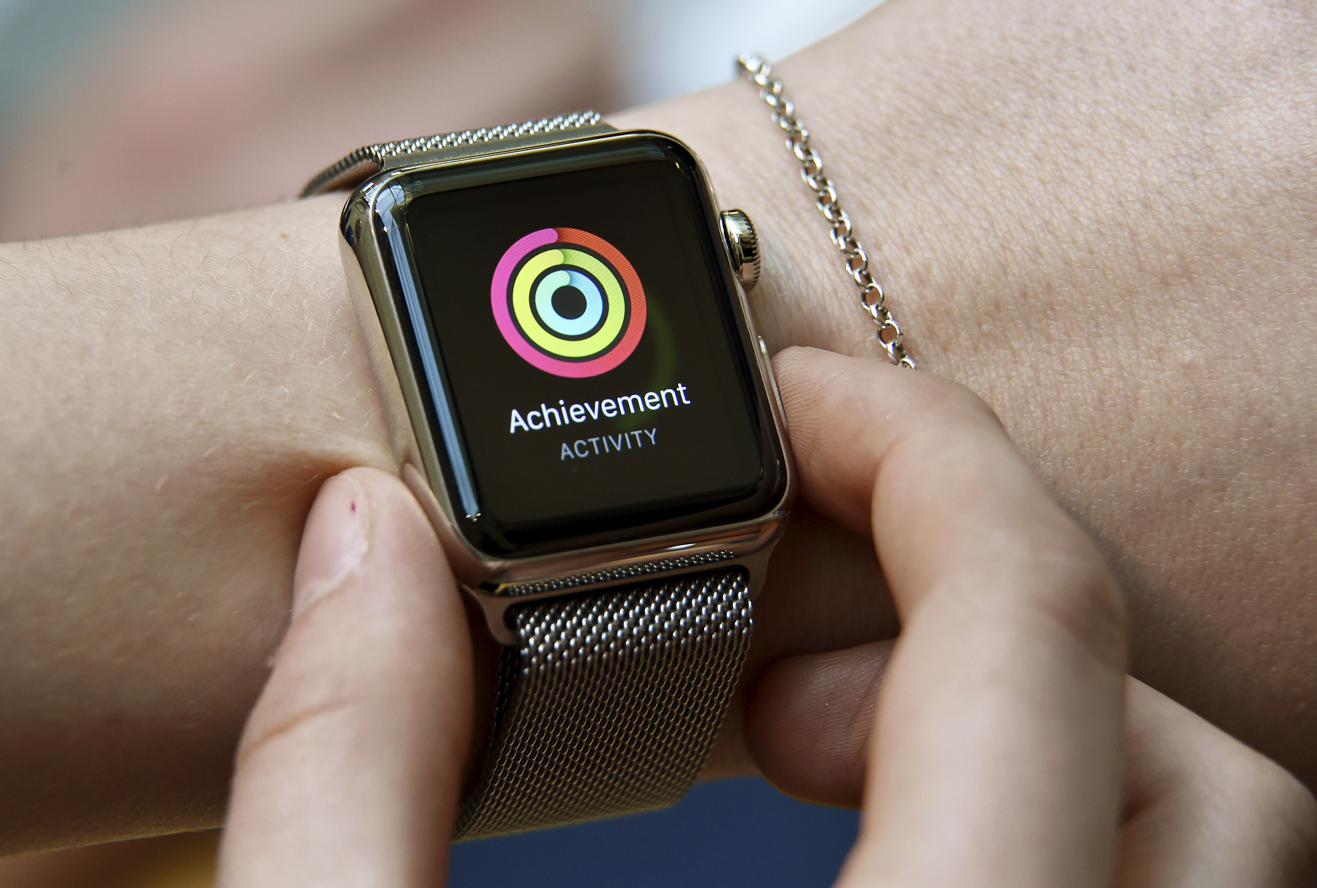 Apple Watch Is Next Great Gaming Device For Those With, Er ...