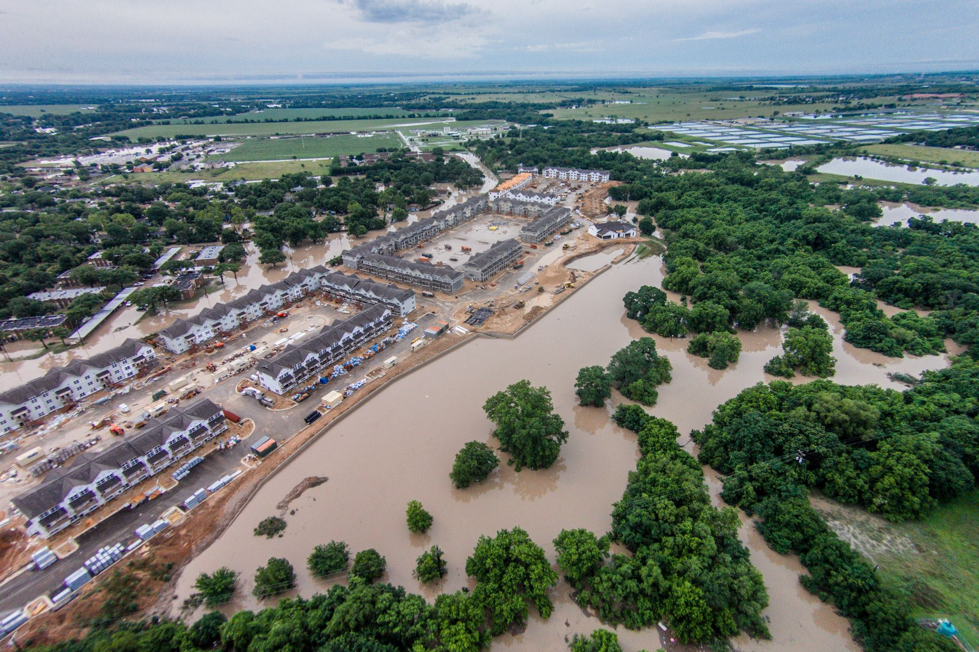 The Woodlands Texas Flooding >> Texas And Oklahoma Floods 2015: Flooded Properties In Central Texas Were Knowingly Built In Harm ...