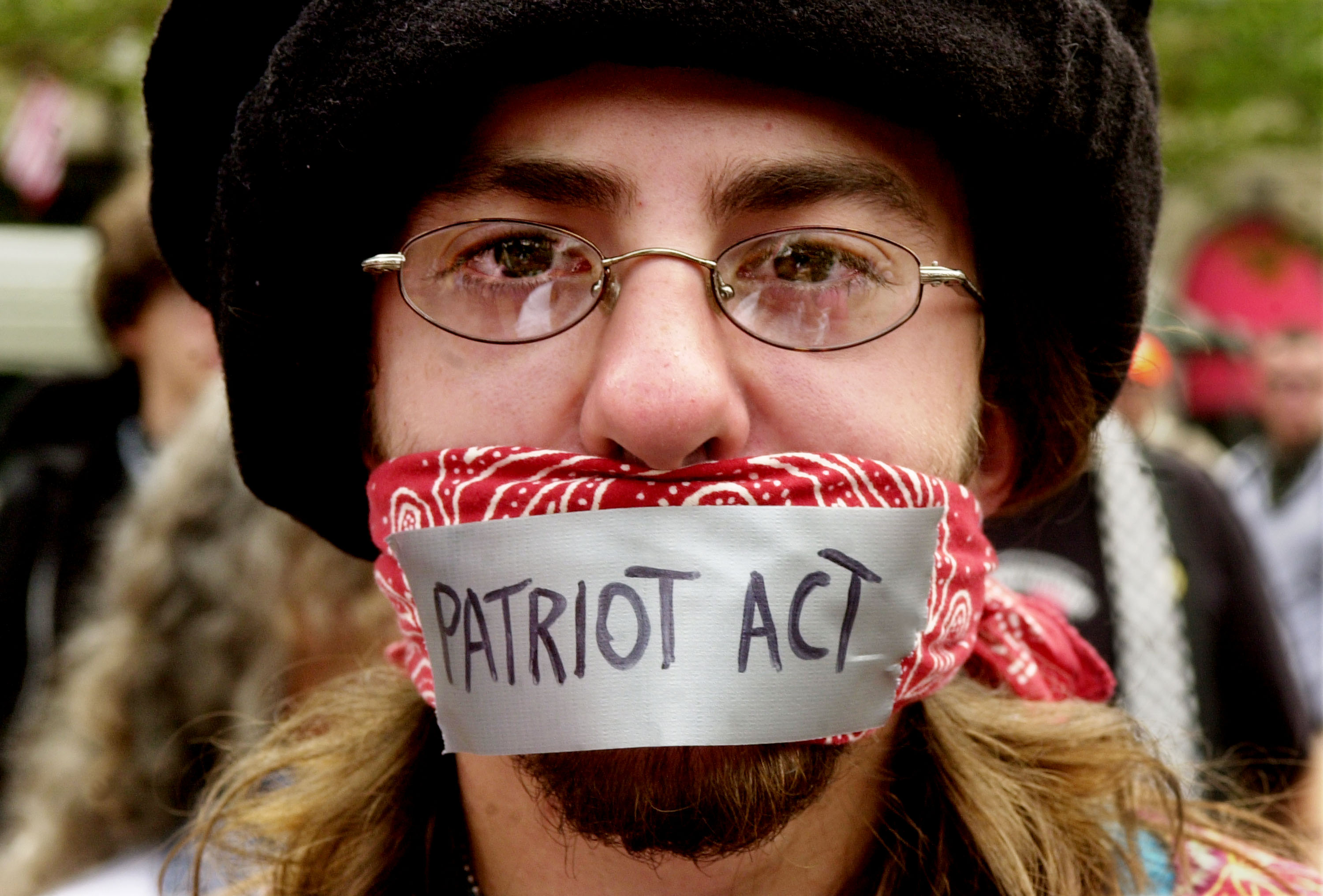 patriot act unconstitutional essay
