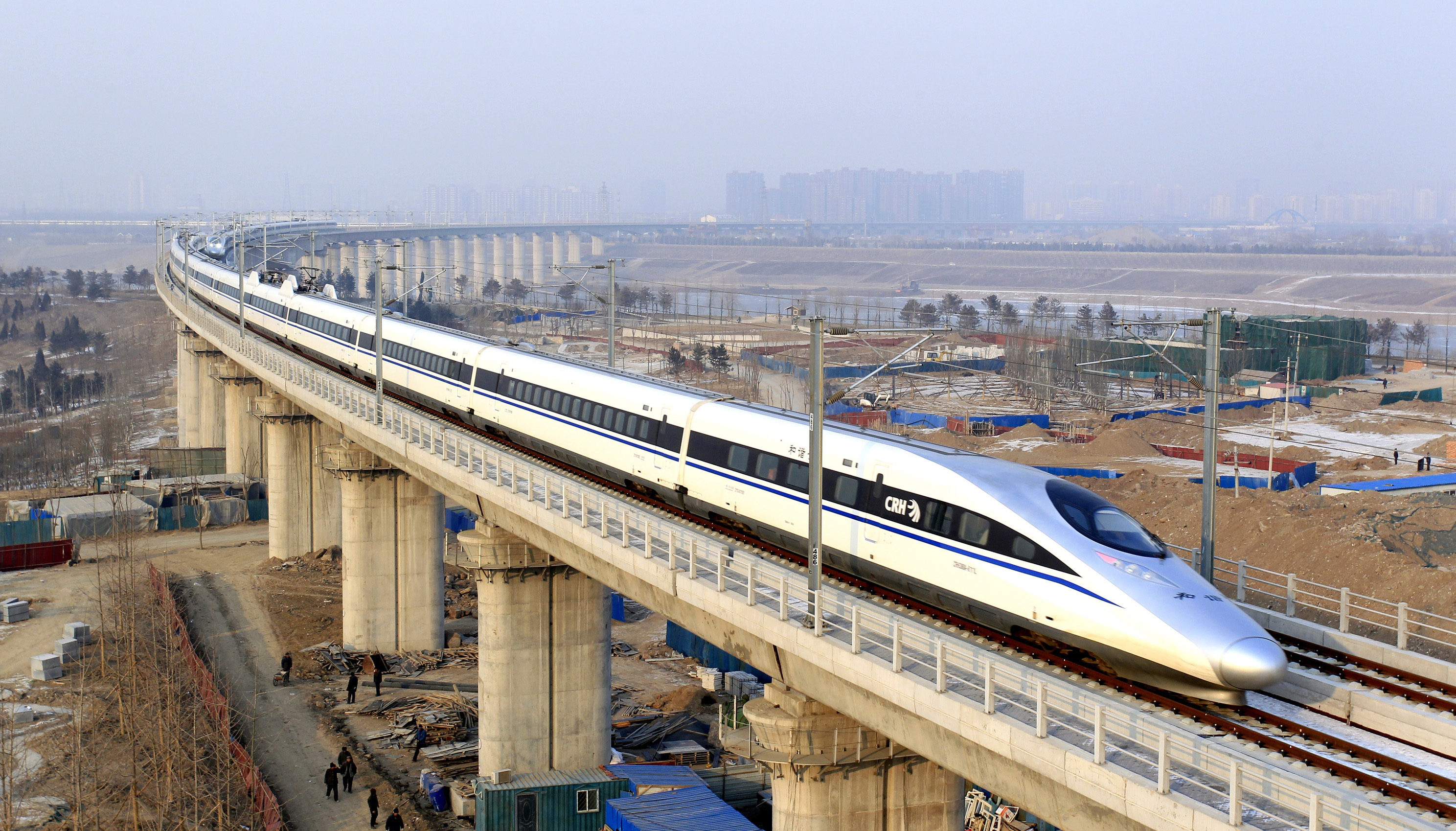 High-Speed Trains In China: New Traction System To Enhance ...