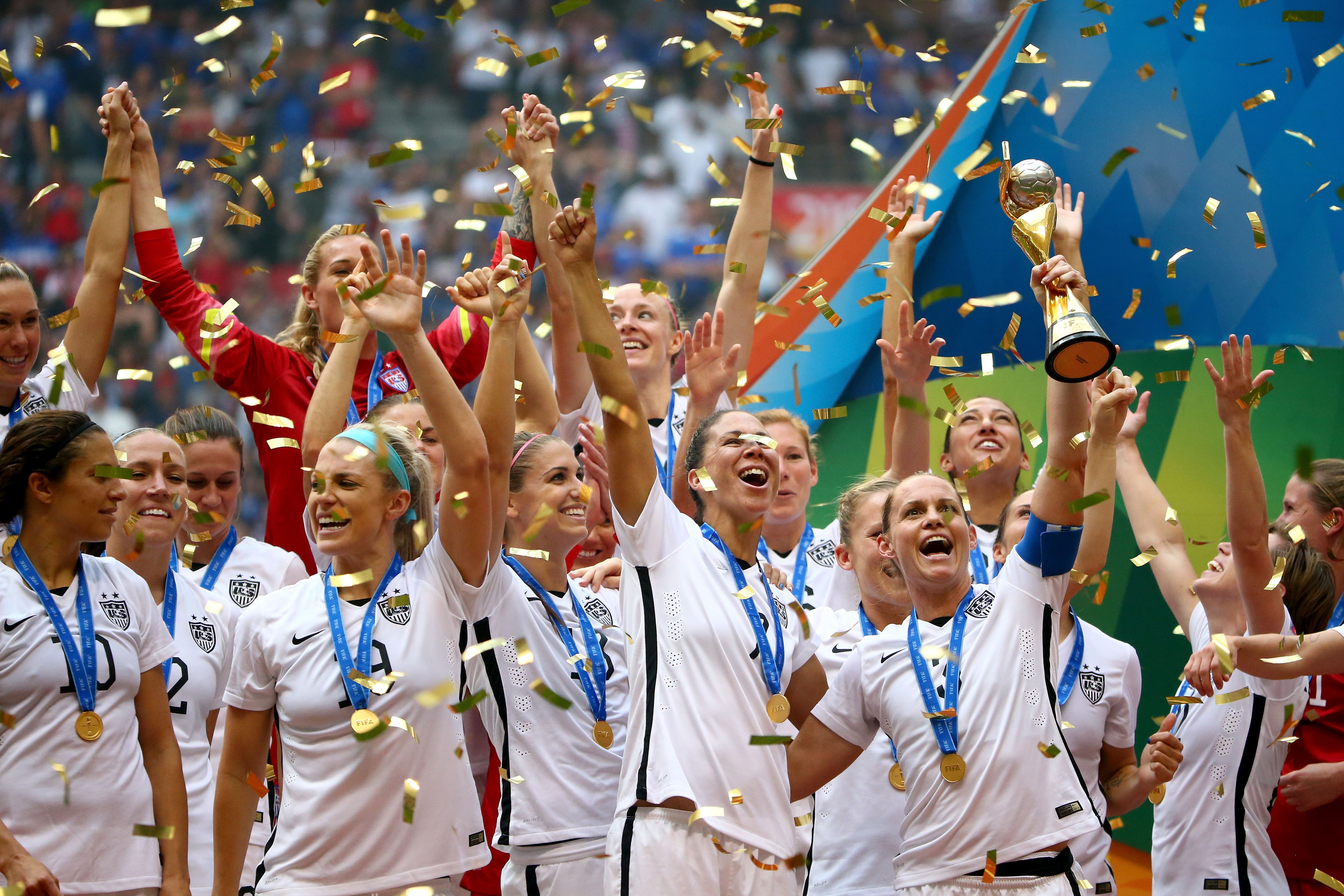 USWNT  US Soccer  US Womens National Team