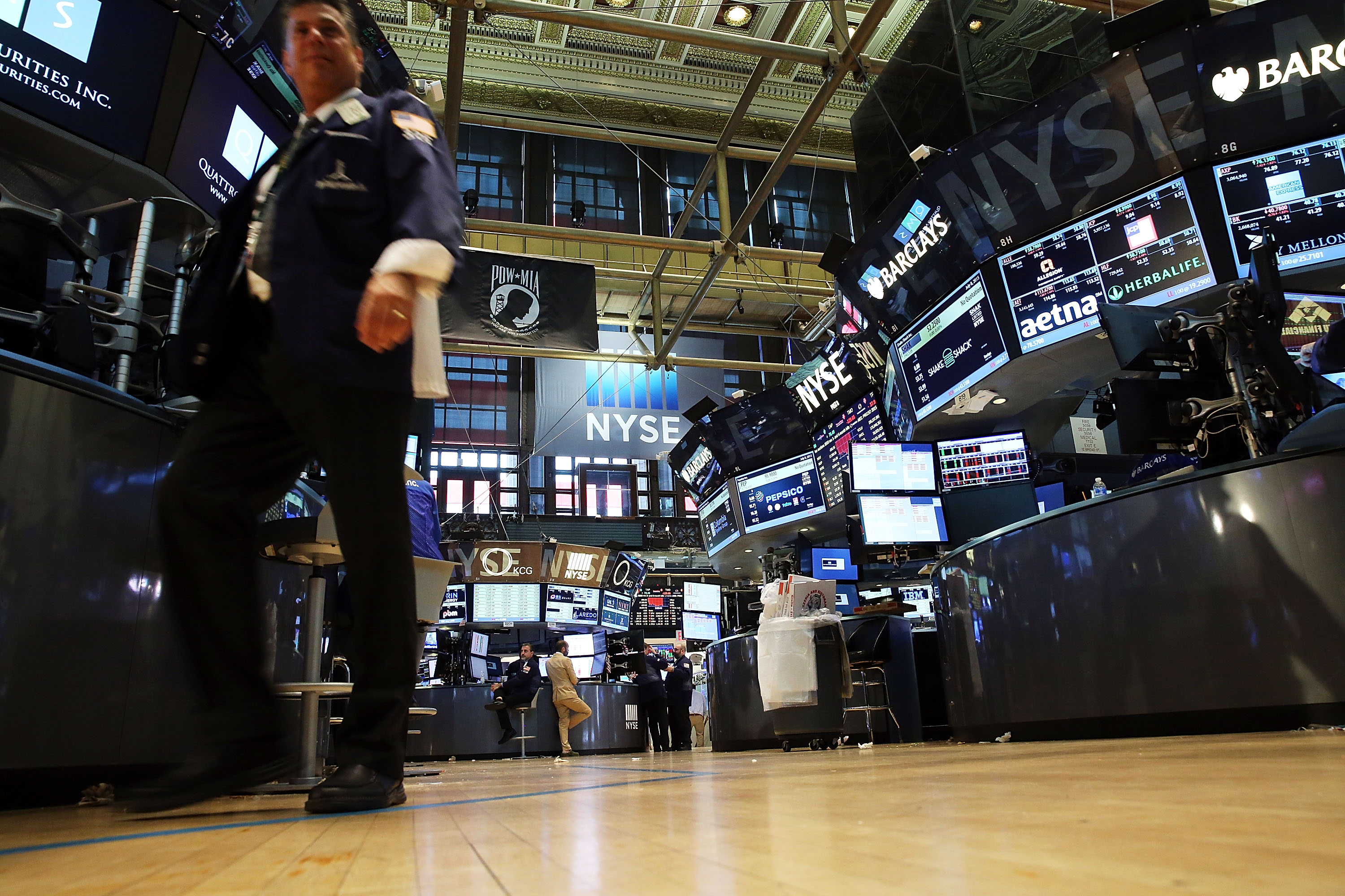 After New York Stock Exchange Outage Anonymous Hacker