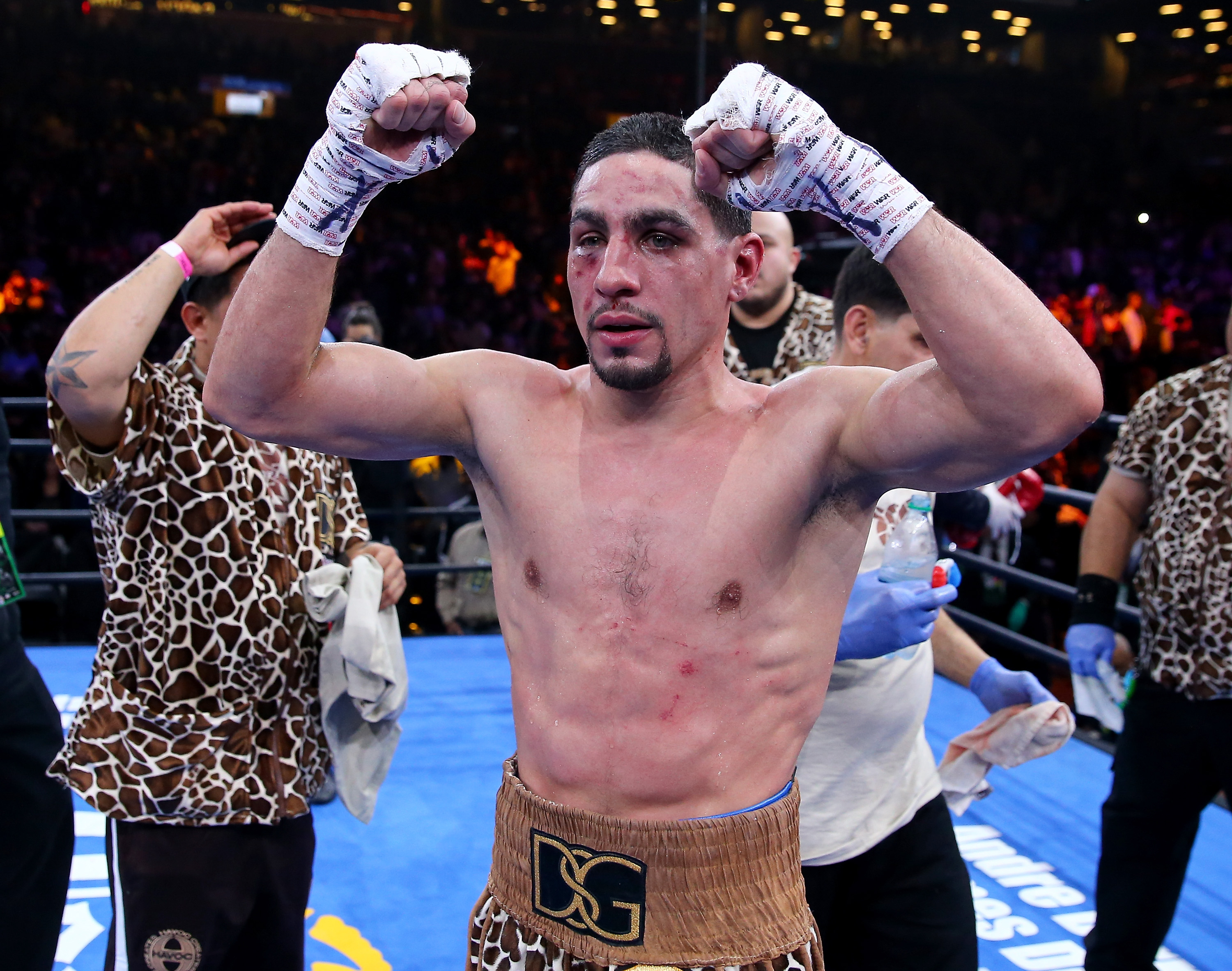 Danny Garcia's Next Fight