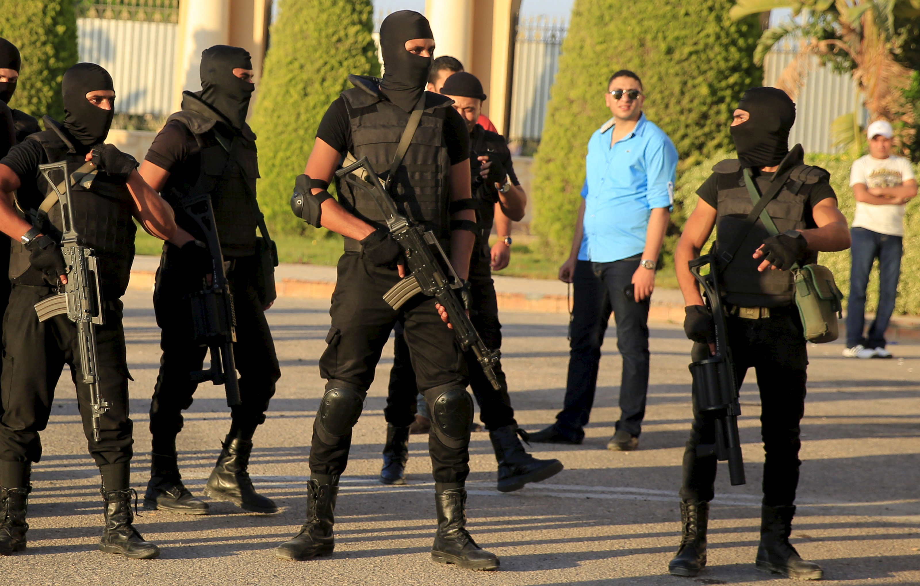 Image result for Egypt acquires equipment for Police force