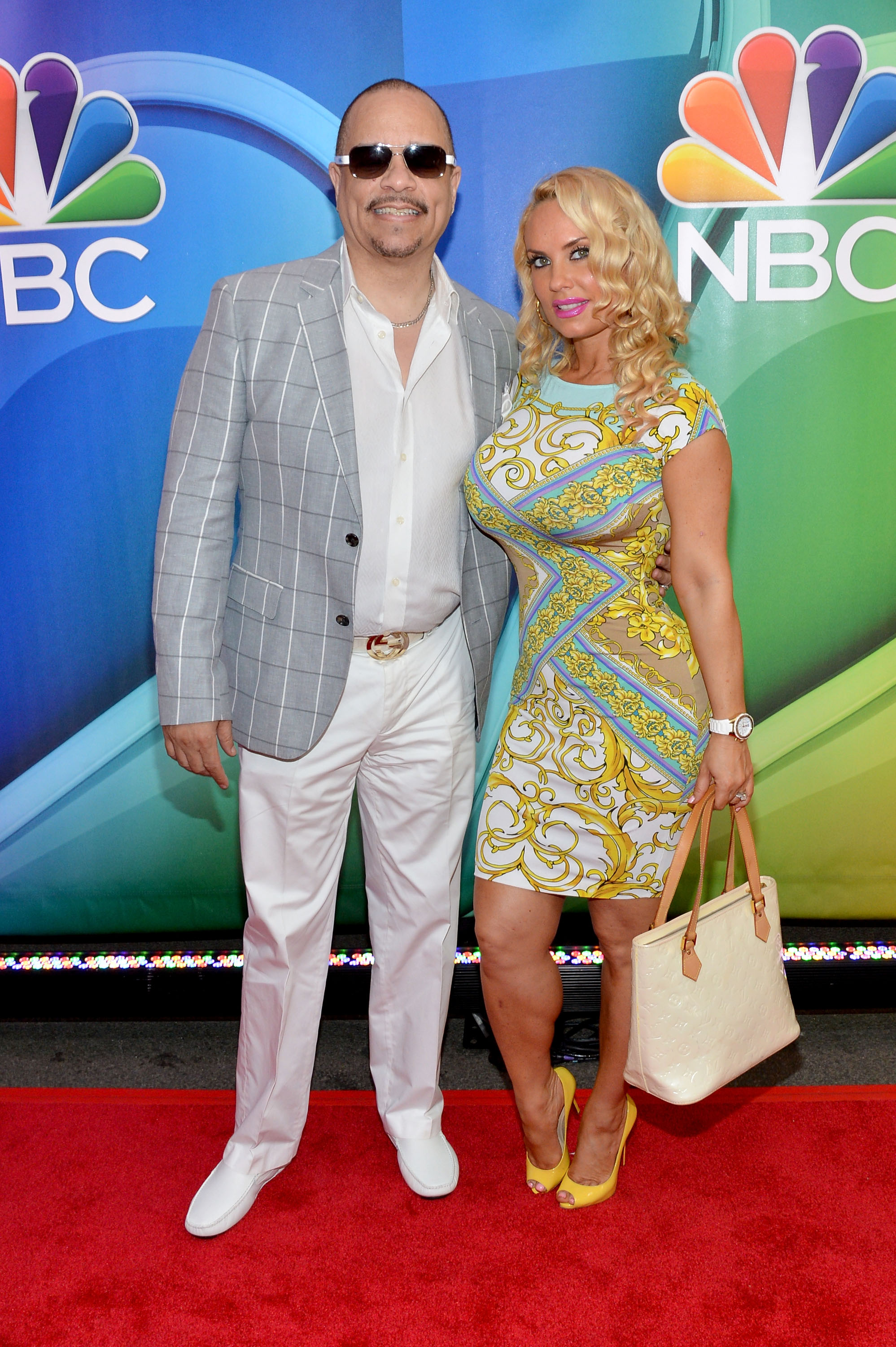nbc radio_Ice-T And Coco Reveal Baby's Sex And Name During Premiere Episode Of Their New Talk Show