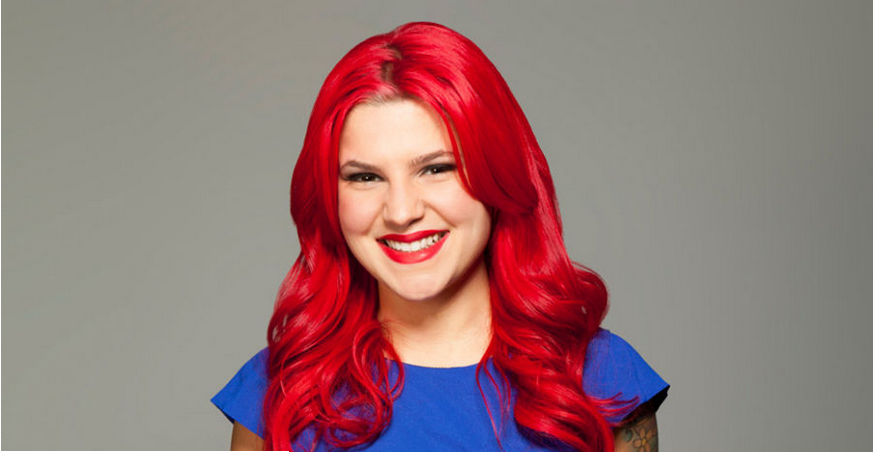 Carly aquilino and boyfriend chris distefano rejoice over not pregnant