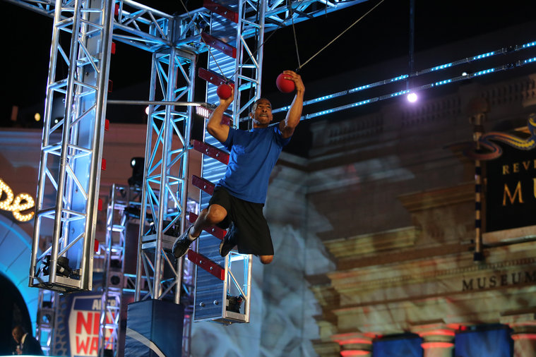 how to build american ninja warrior salmon ladder