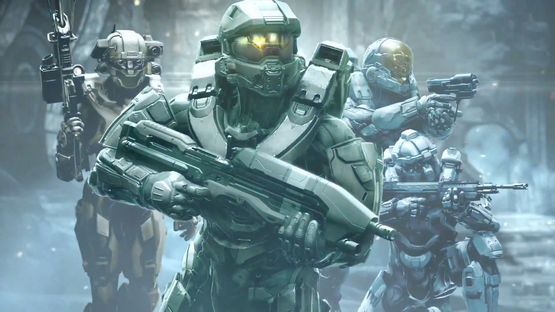 master chief halo 5 - photo #6