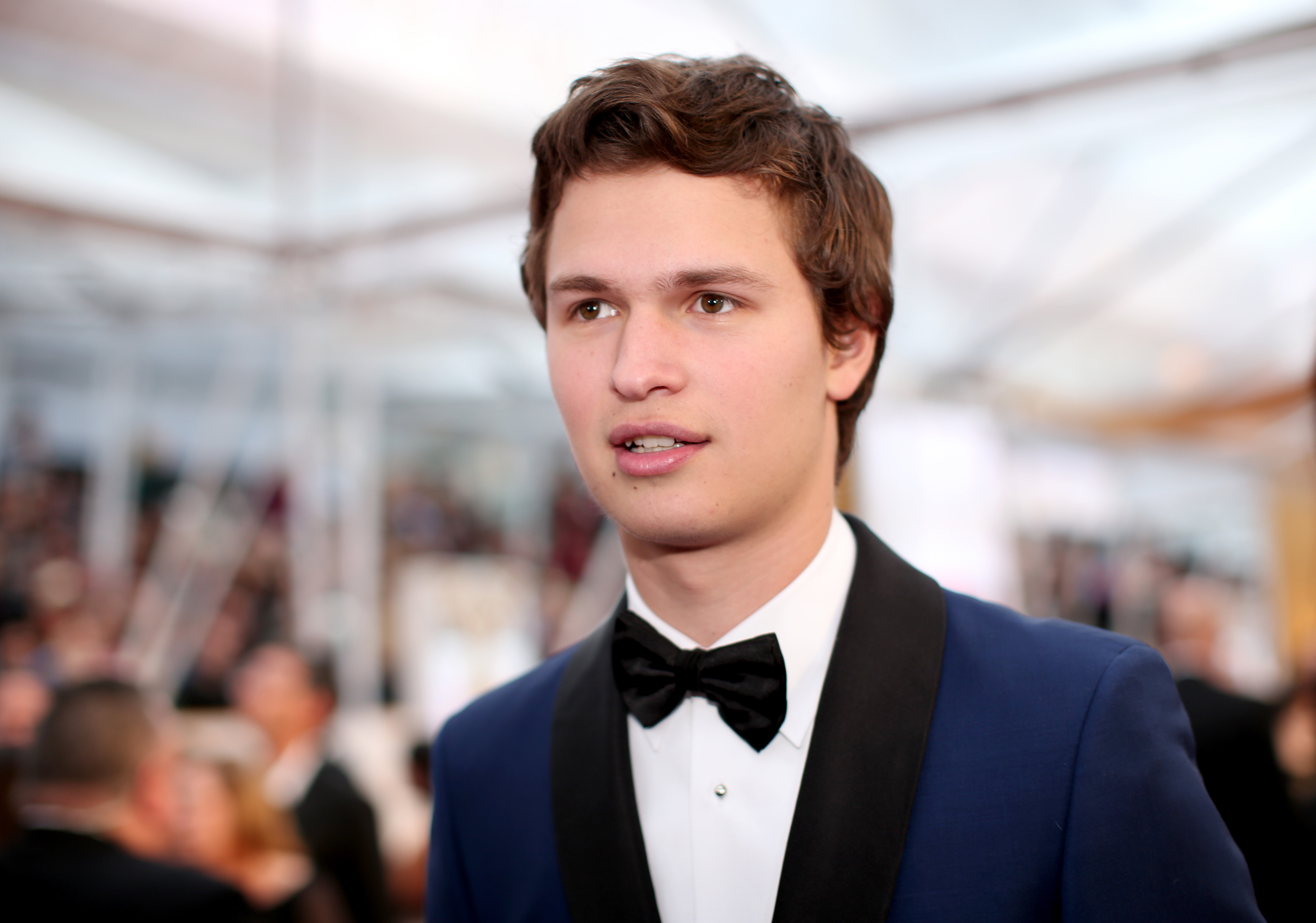 Ansel Elgort Will Play Tony in Steven Spielbergs West