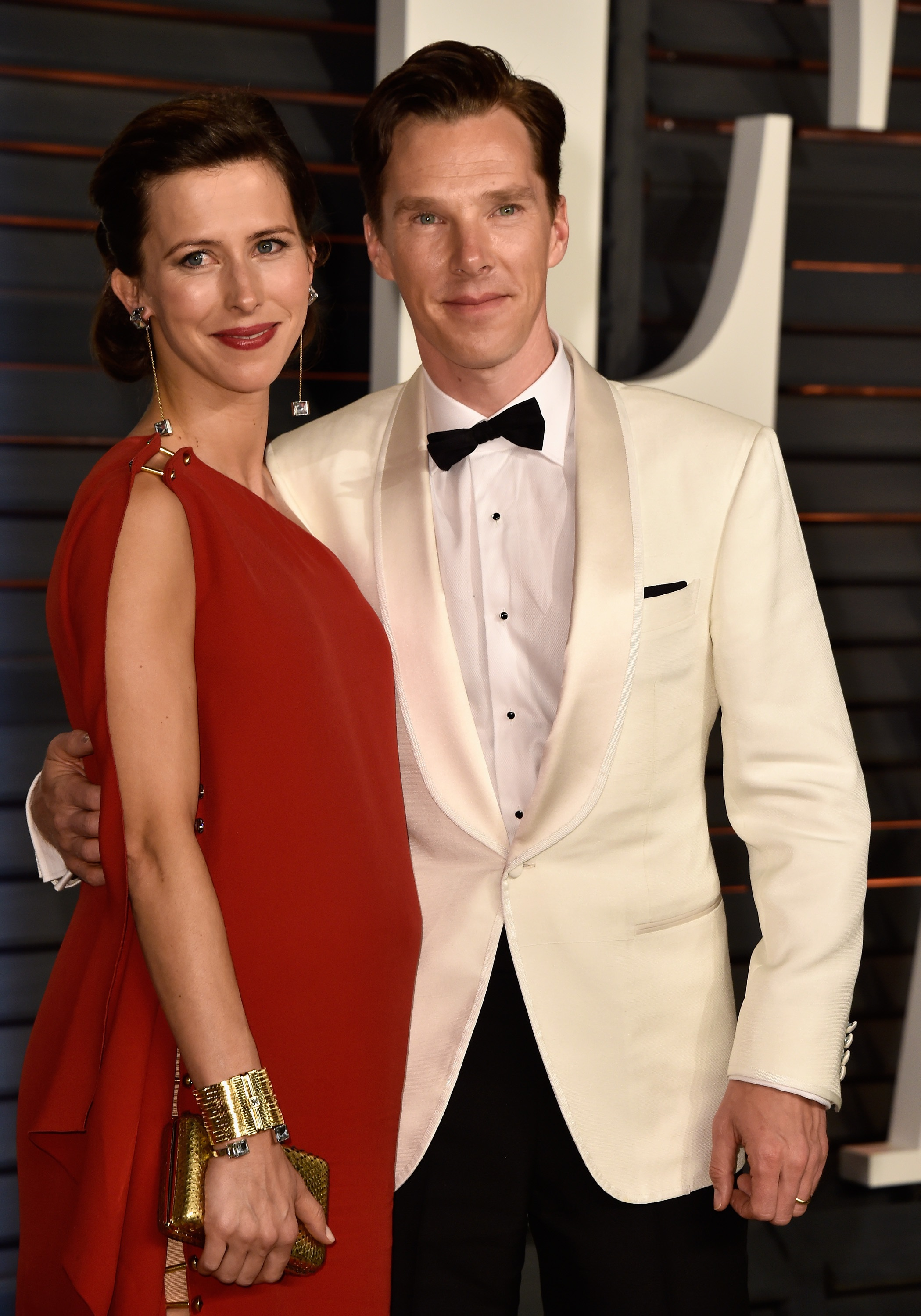 benedict cumberbatch and wife sophie hunter reportedly