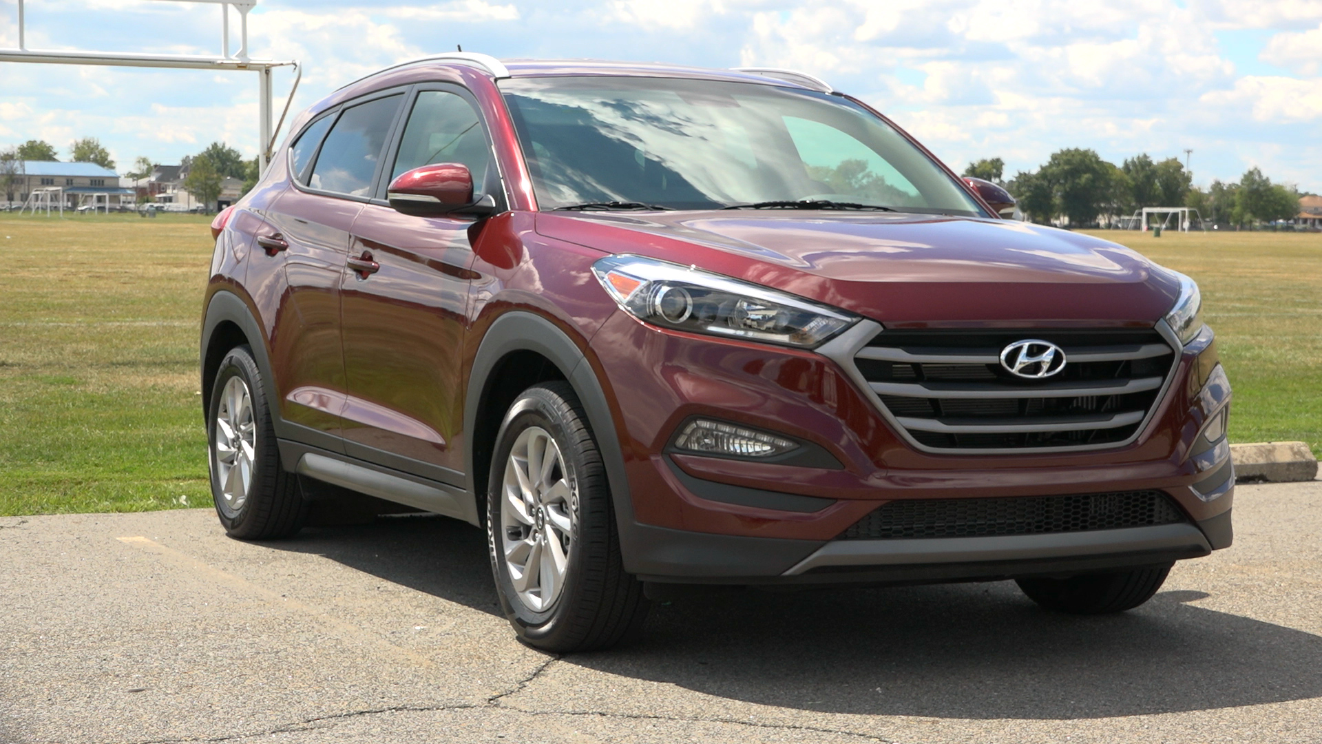 2016 hyundai tucson review it 39 s boring but that 39 s a good. Black Bedroom Furniture Sets. Home Design Ideas