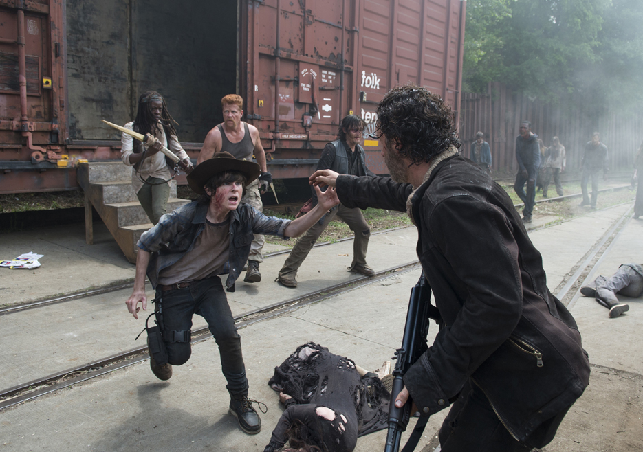walking dead staffel 5 netflix