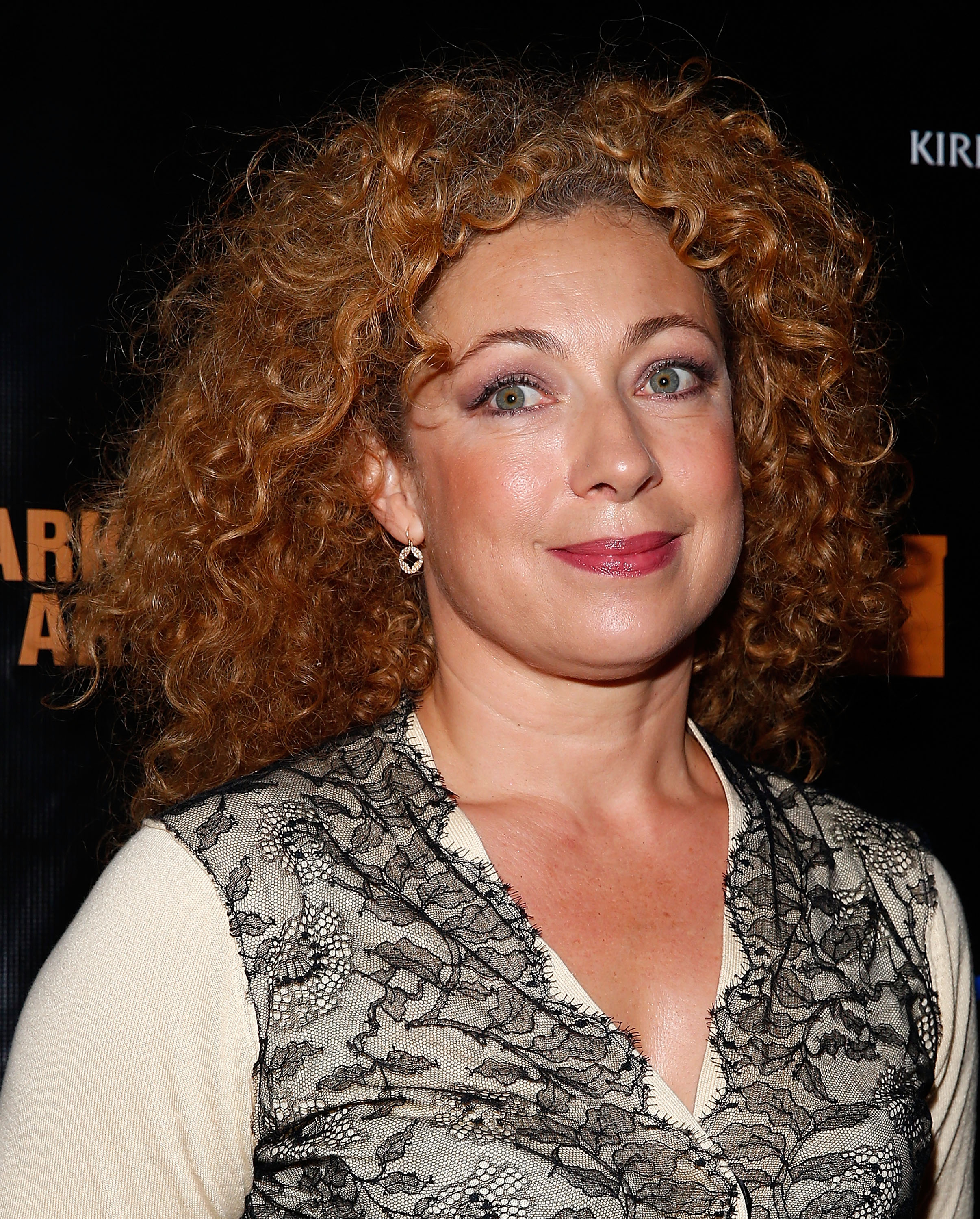 Alex Kingston nude 524