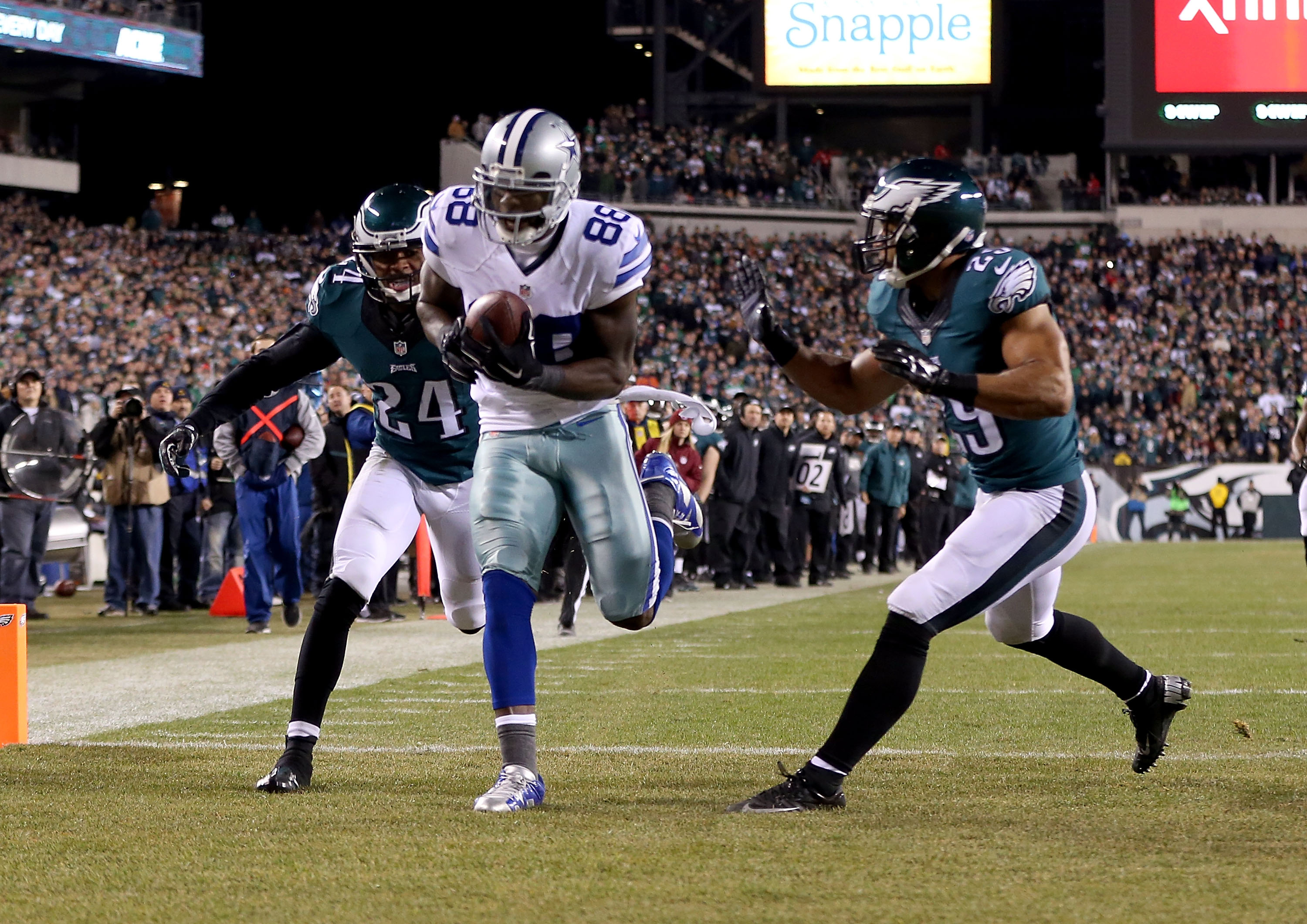 eagles cowboys spread odds to win nfc east