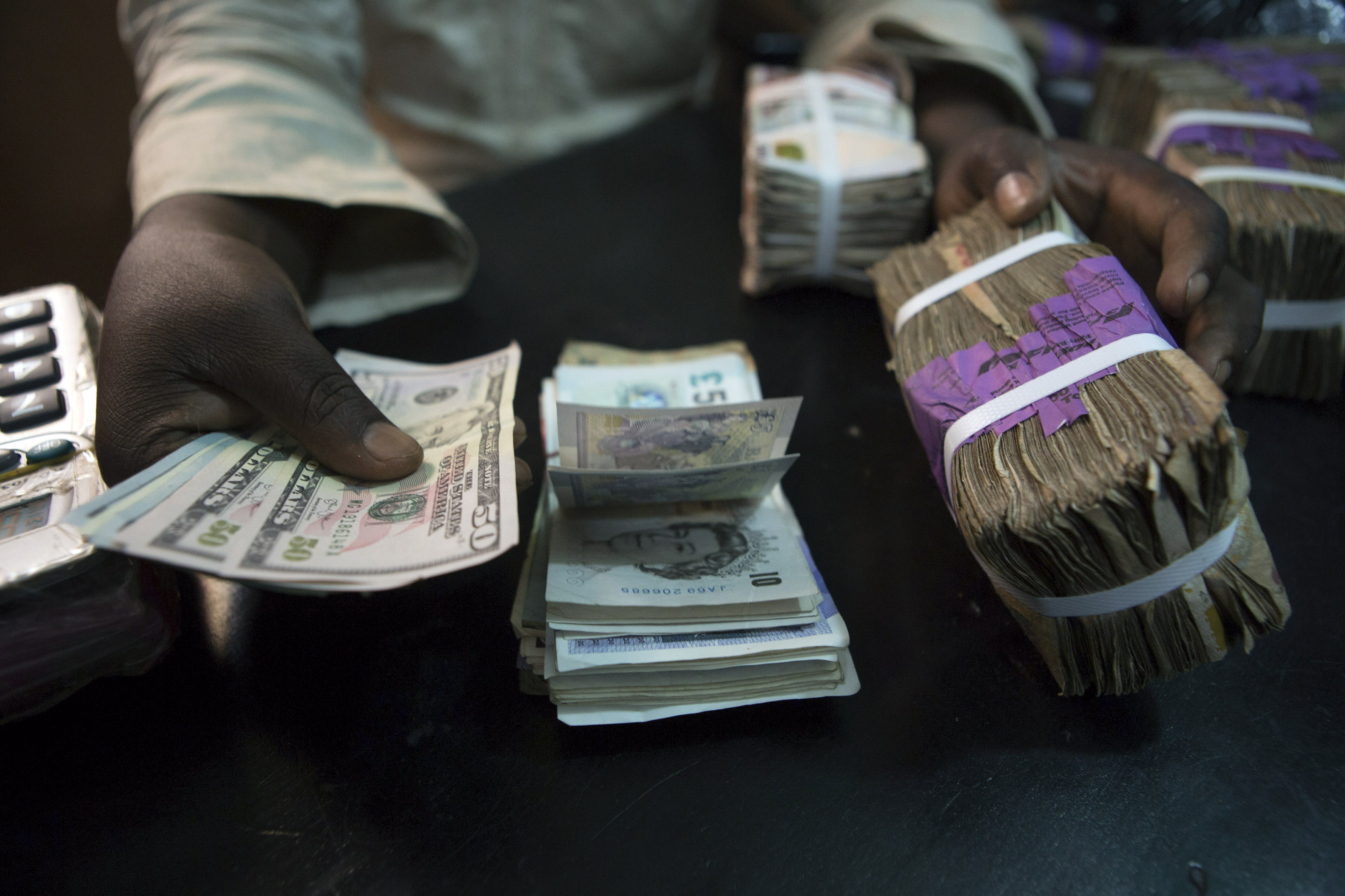 Image result for pix of naira and dollar excahnge