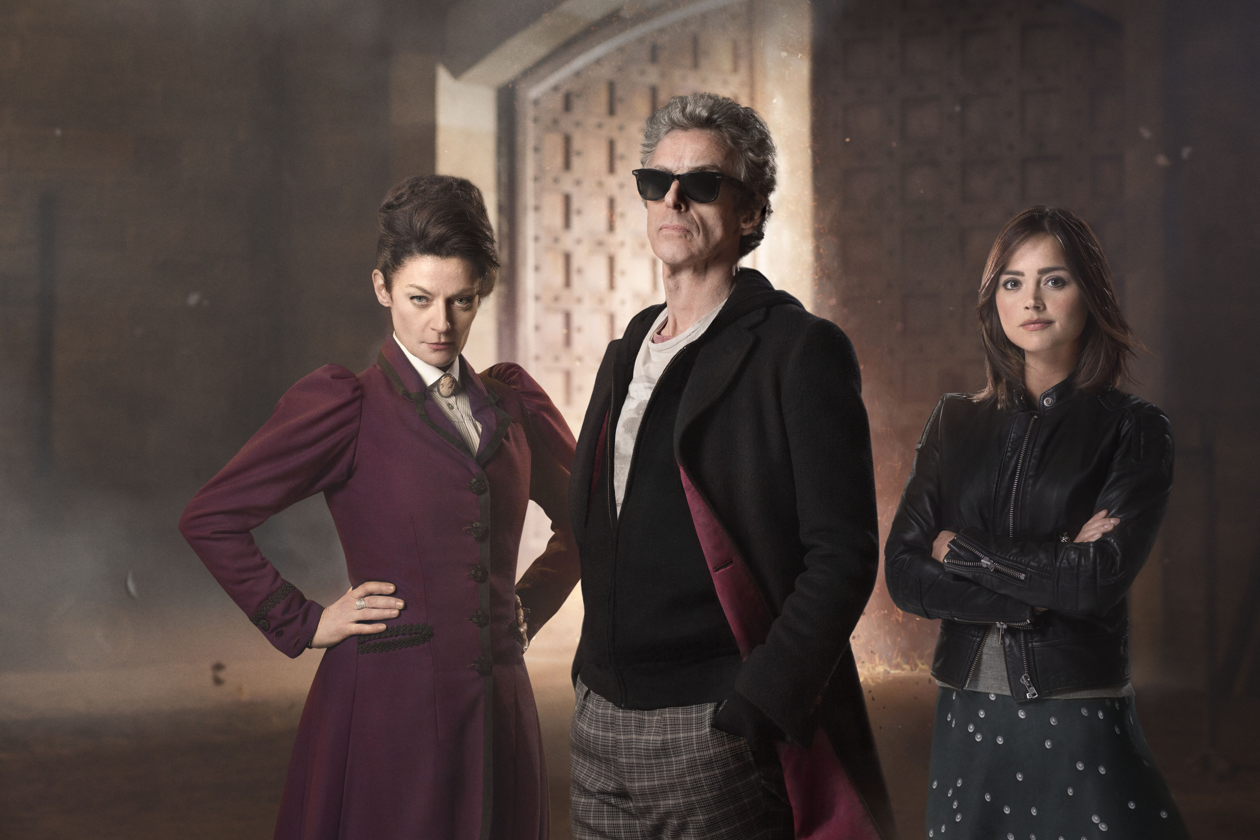 doctor who series 9 - photo #5