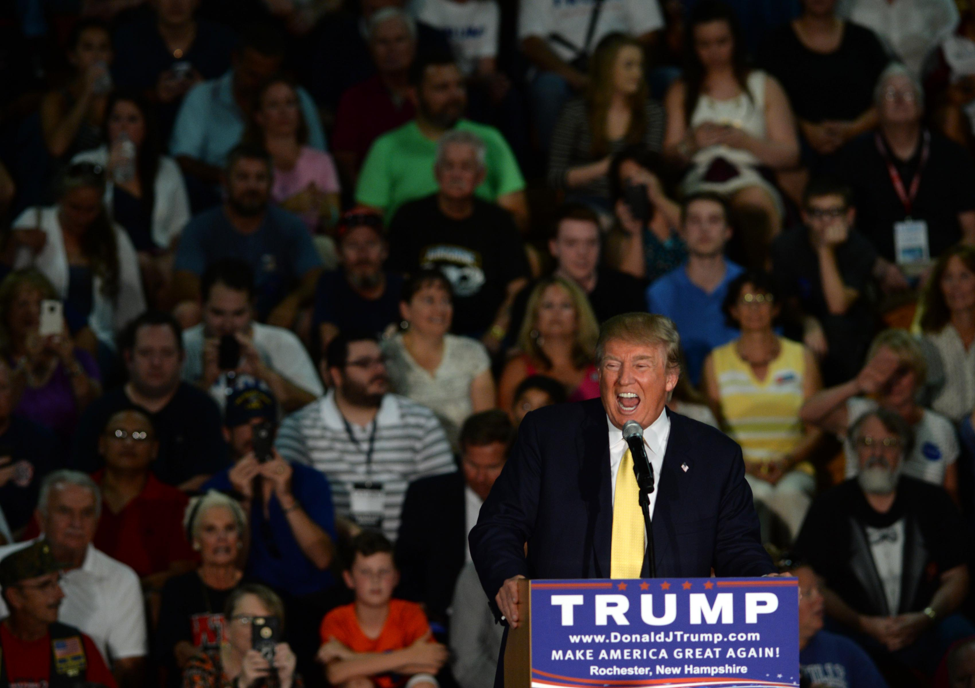 new hampshire muslim New hampshire voters are in love with donald trump's plan to temporarily ban all muslim immigration into the us exit polls of republican primary voters on tuesday showed strong support – 66 percent – in favor of the immigration component of trump's strategy to combat terrorism the .