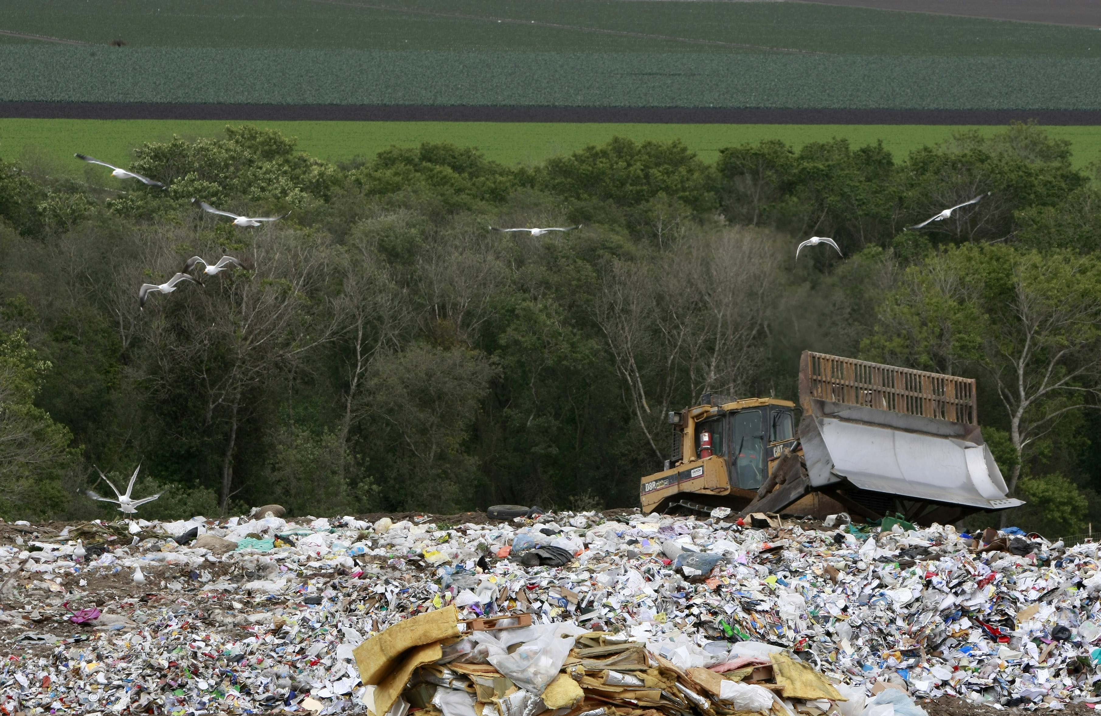 a study on landfills Solid waste study: orange county landfill began operations in 1971 and currently accepts approximately 2,000 tons of waste per day the landfill site encompasses 5,000 acres and accepts.