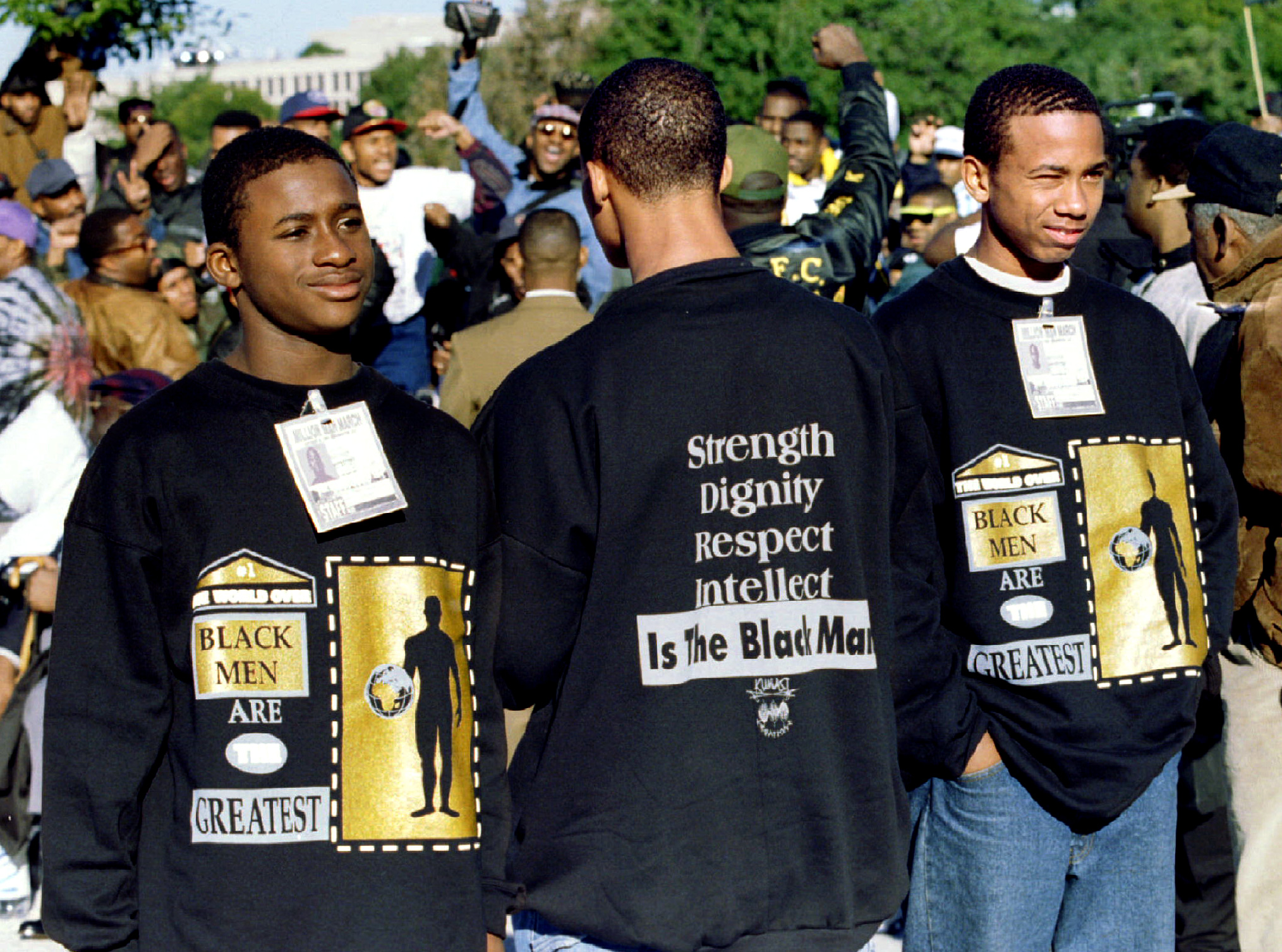 Million Man March 20th Anniversary: National Rally Didn't Bring ...