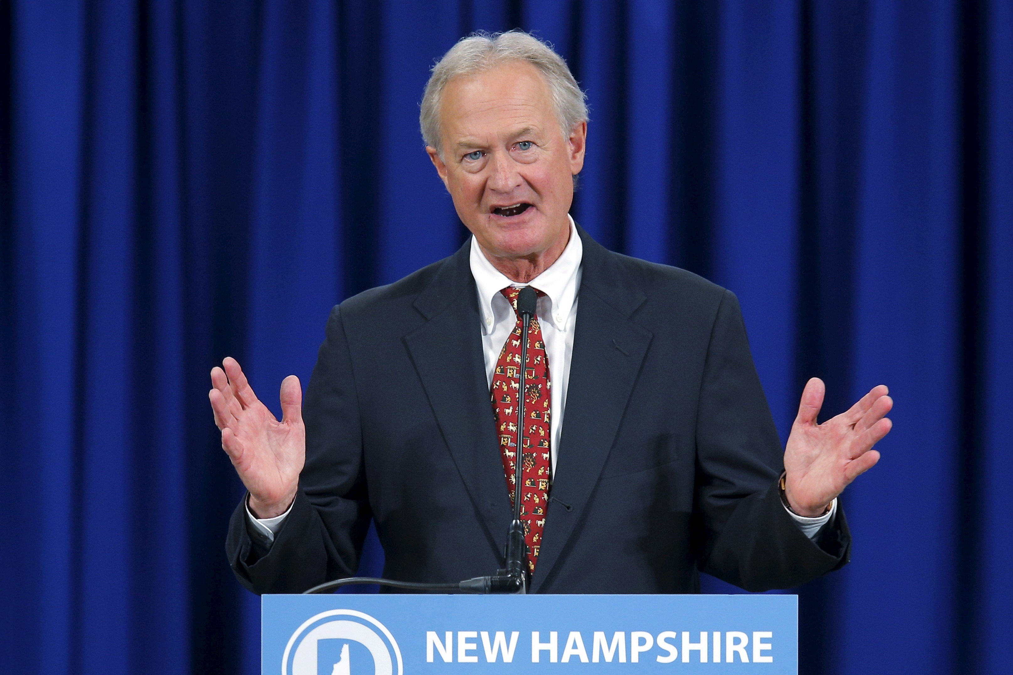Who Is Lincoln Chafee Why Former Republican Is Running