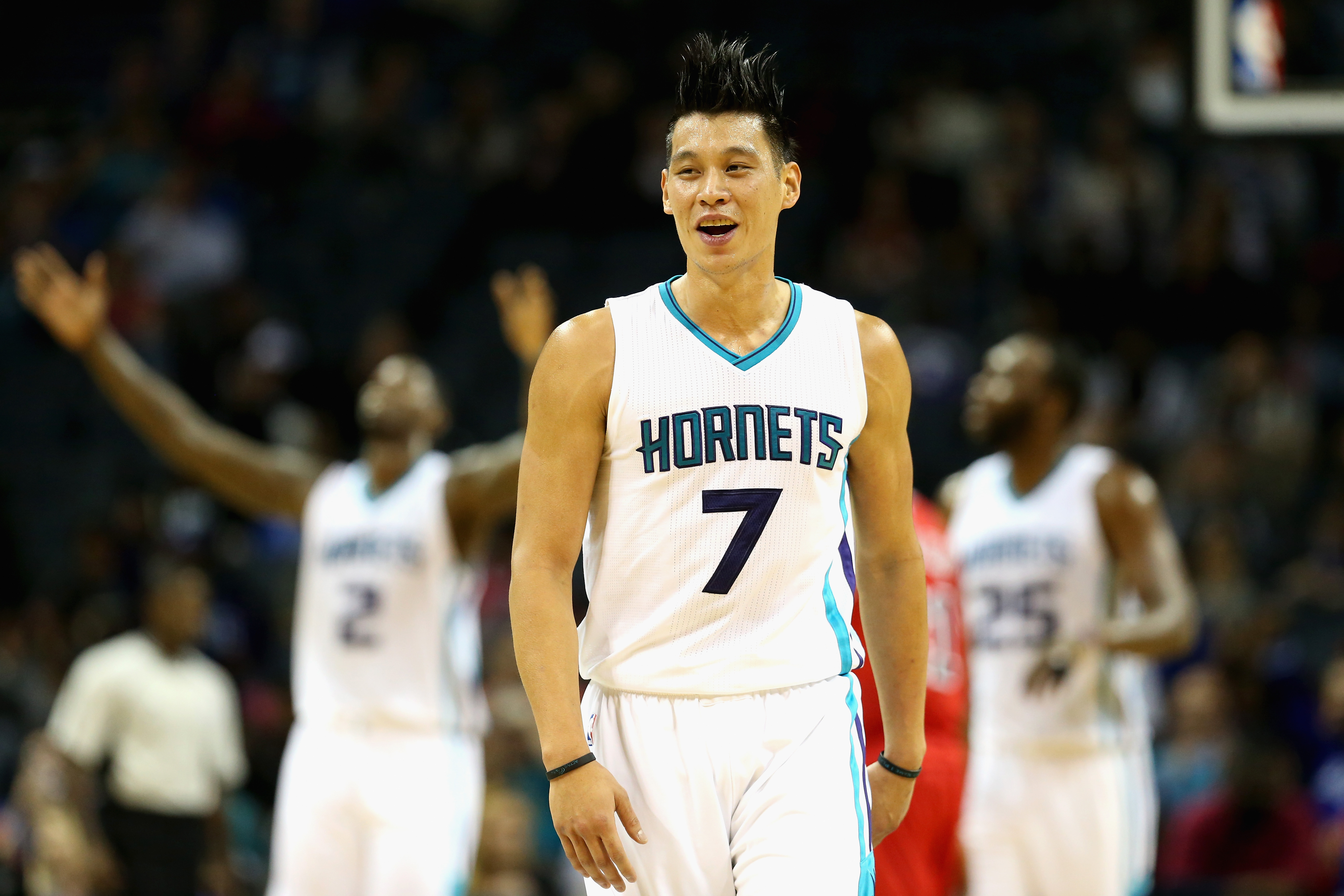 Jeremy lin new haircut
