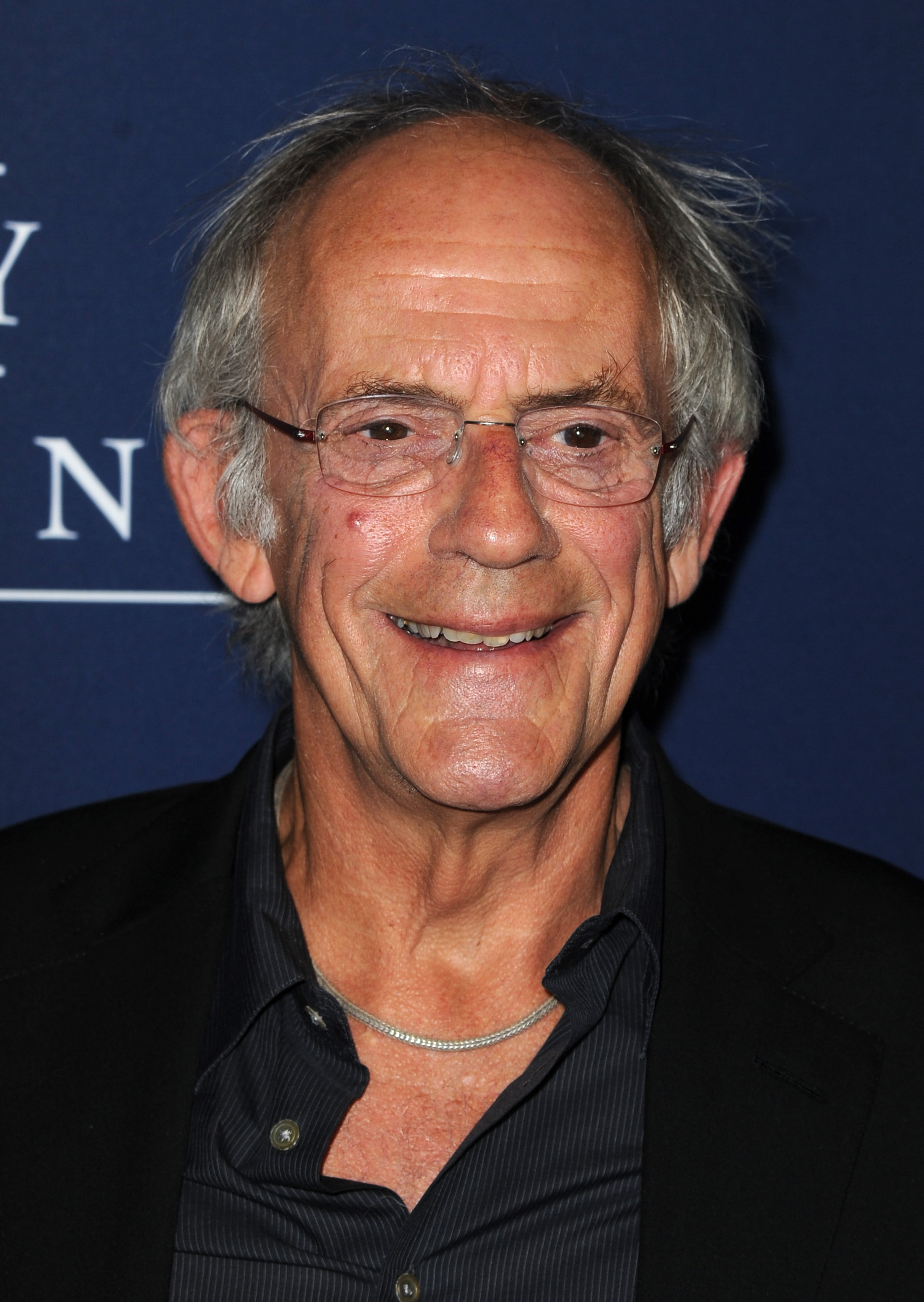 'Back To The Future' Star Christopher Lloyd Says He'd ...