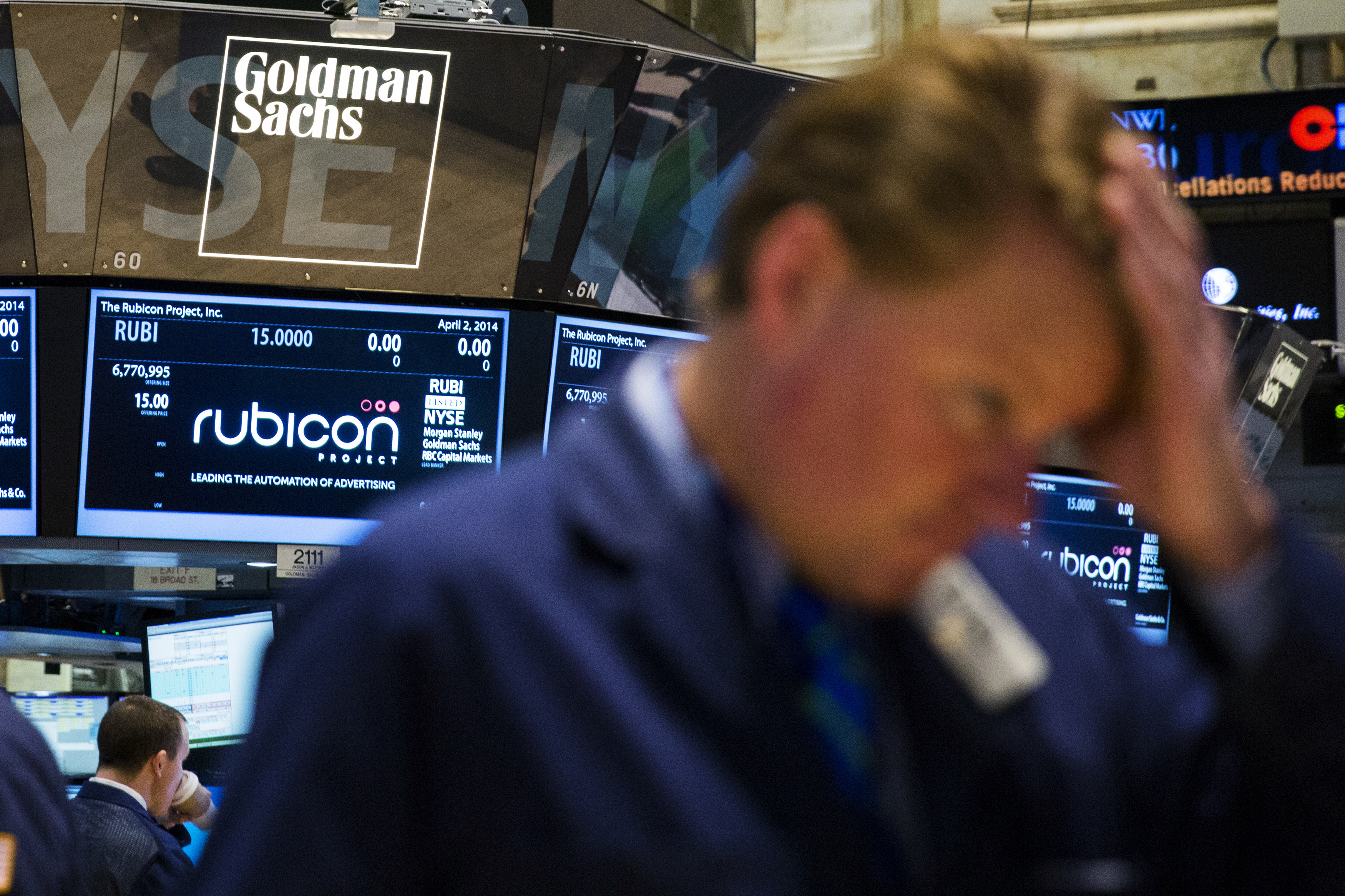 Trading Jumps But Wasn't Goldman's Best Business in 4Q