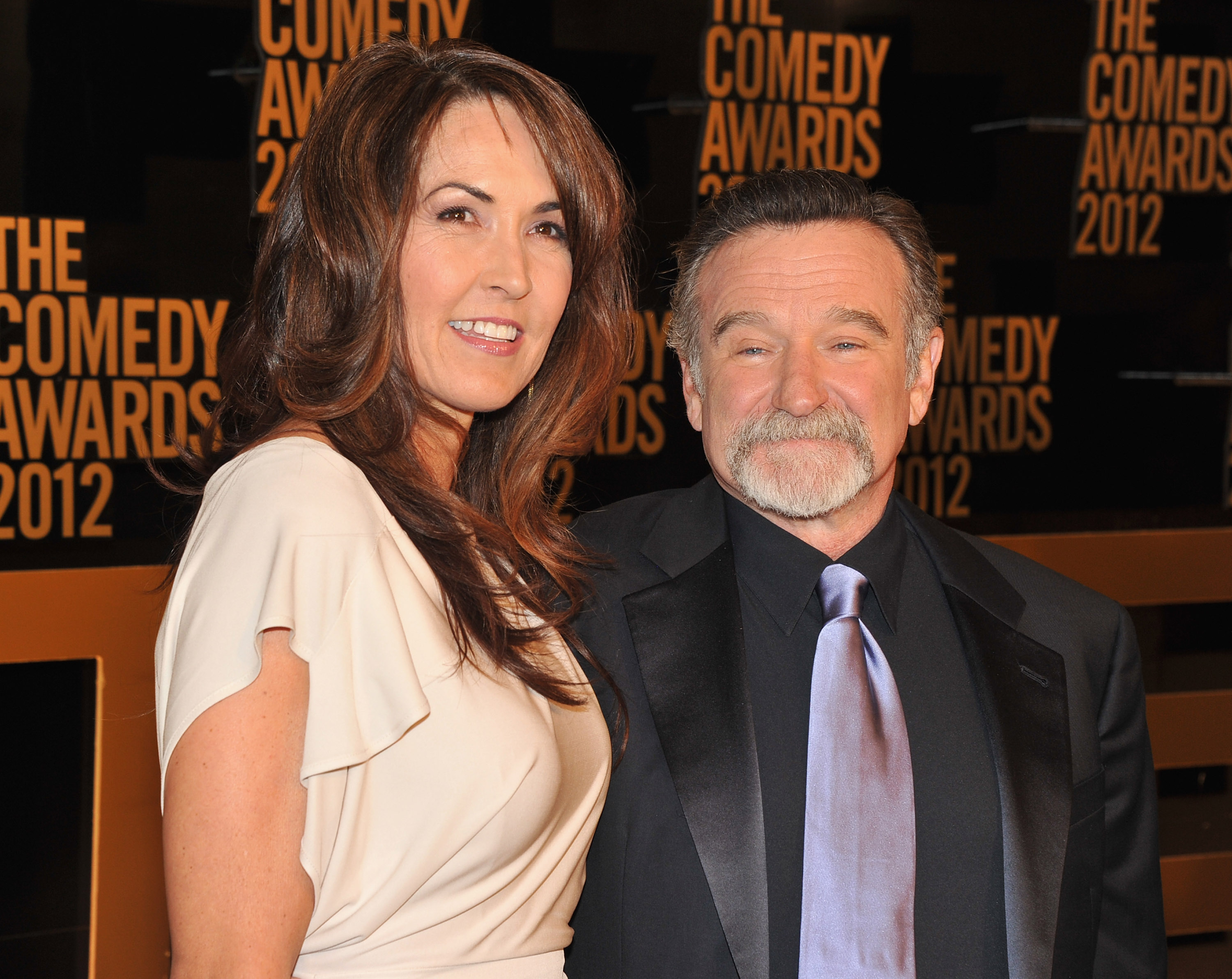Susan schneider opens about robin williams 39 death claims for The garden designer robin williams