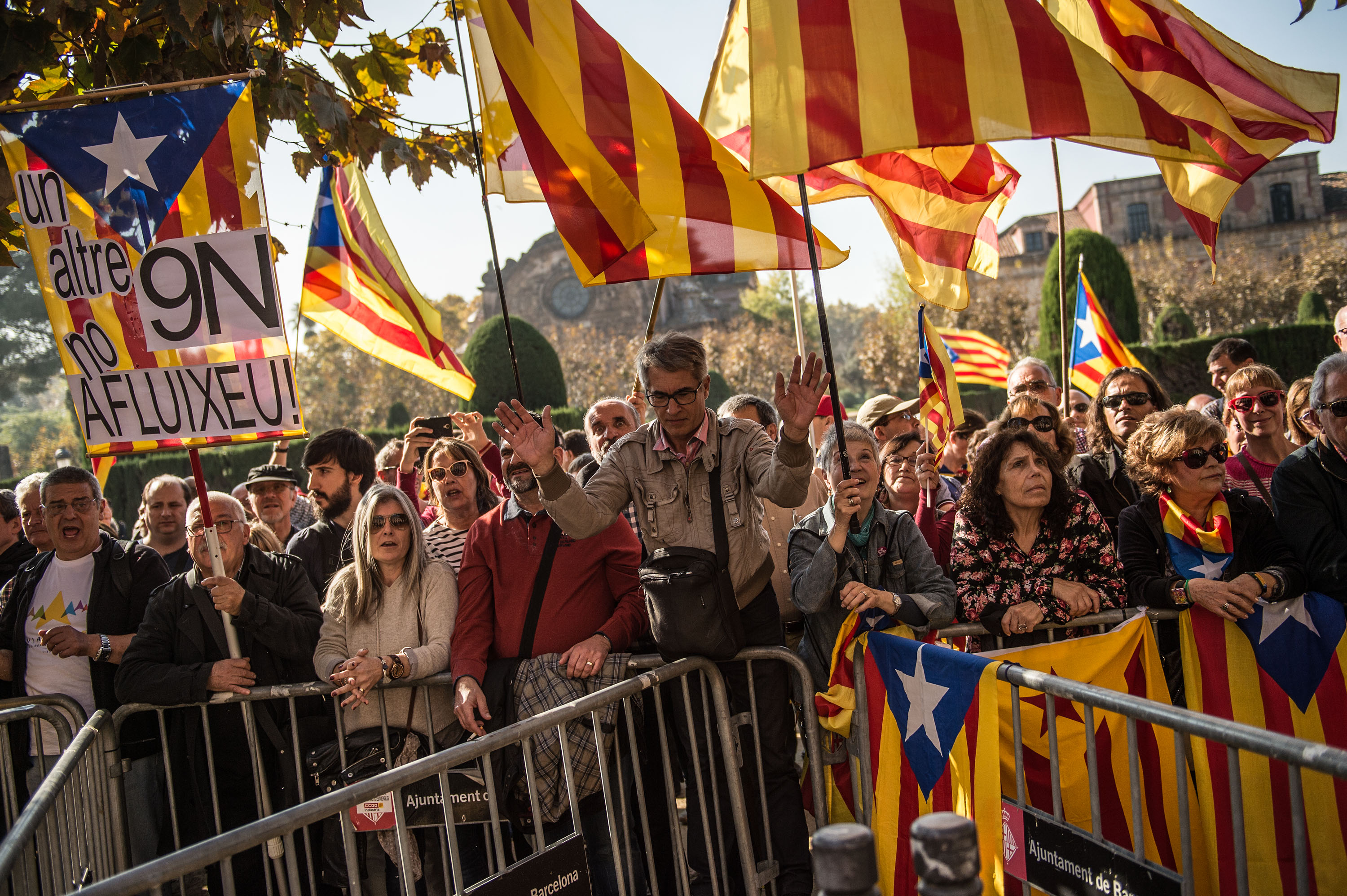 Catalonia Secession From Spain Update 2015: A Weak ...