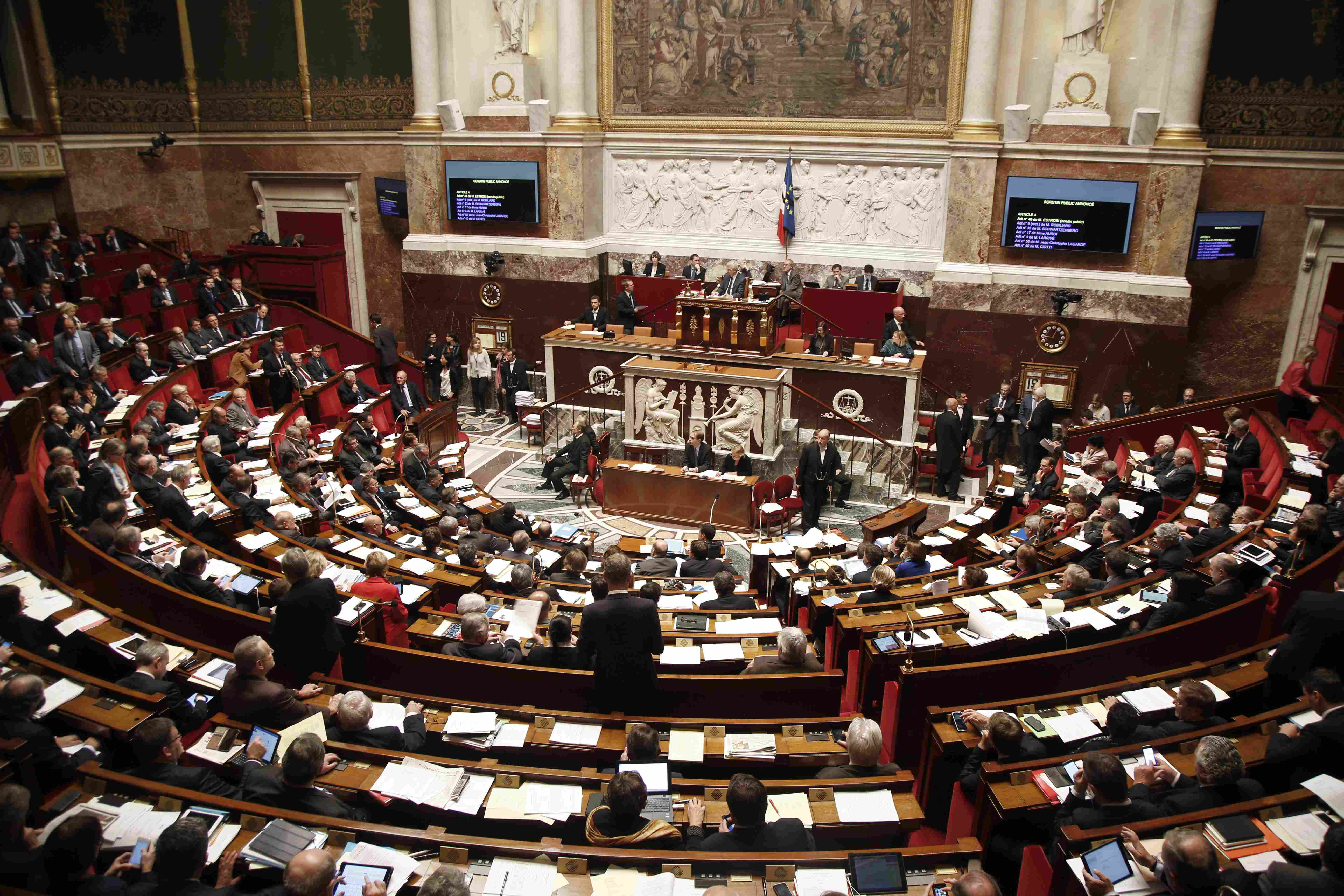 French Parliament Votes To Give Government Power To Block ...