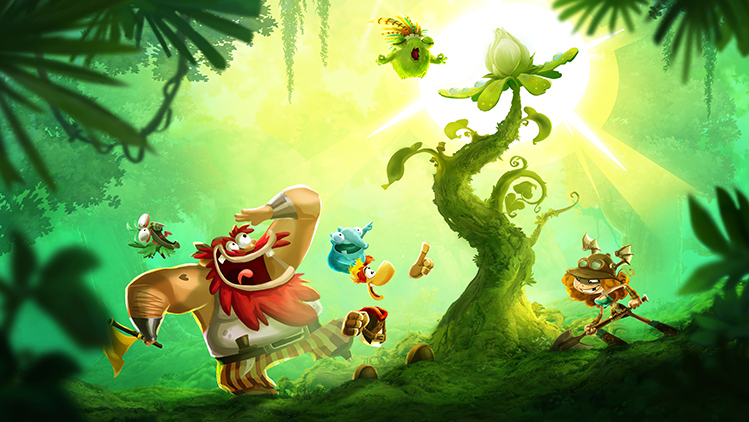 Rayman Adventures Cast of Characters