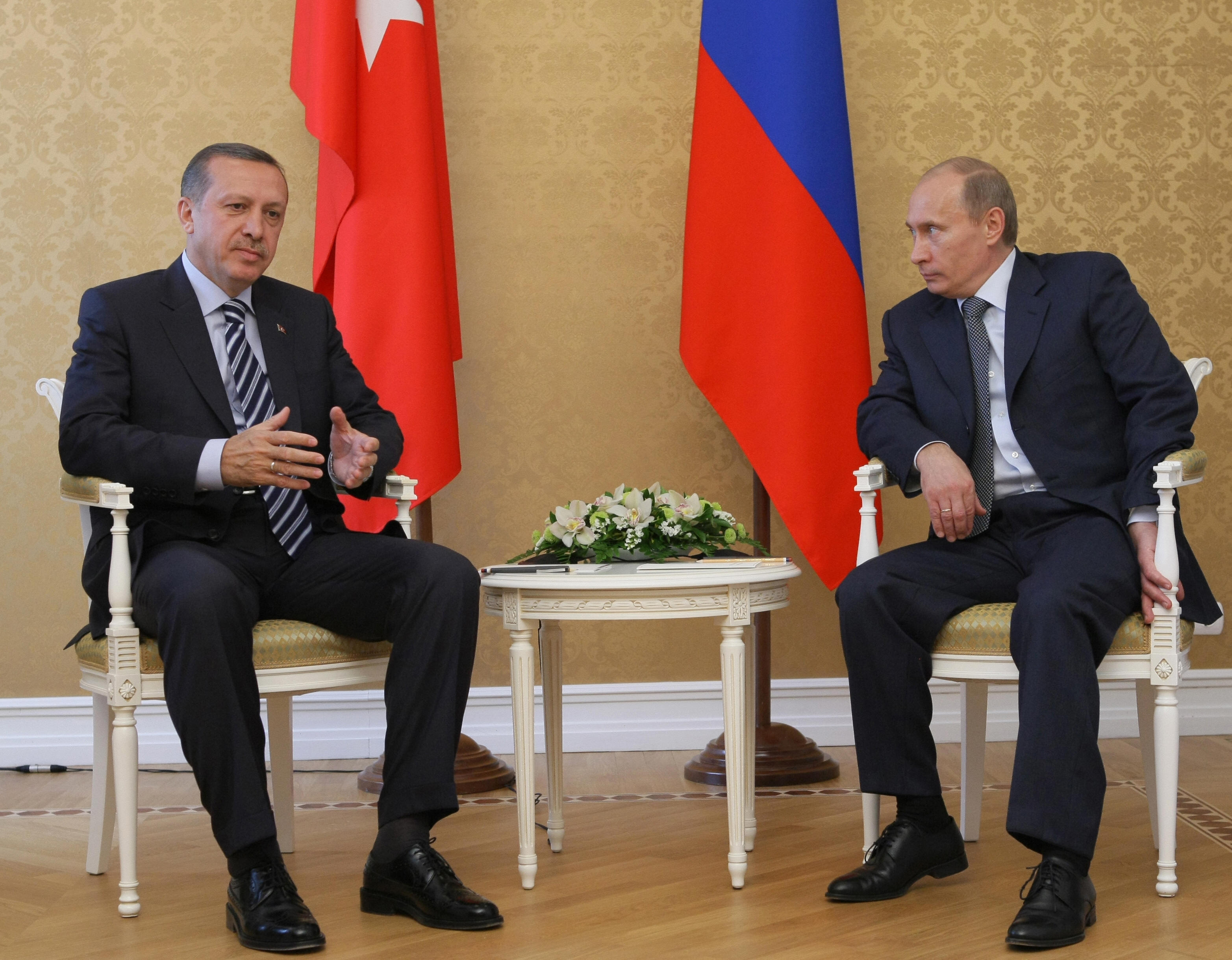 Russian Relations To 98