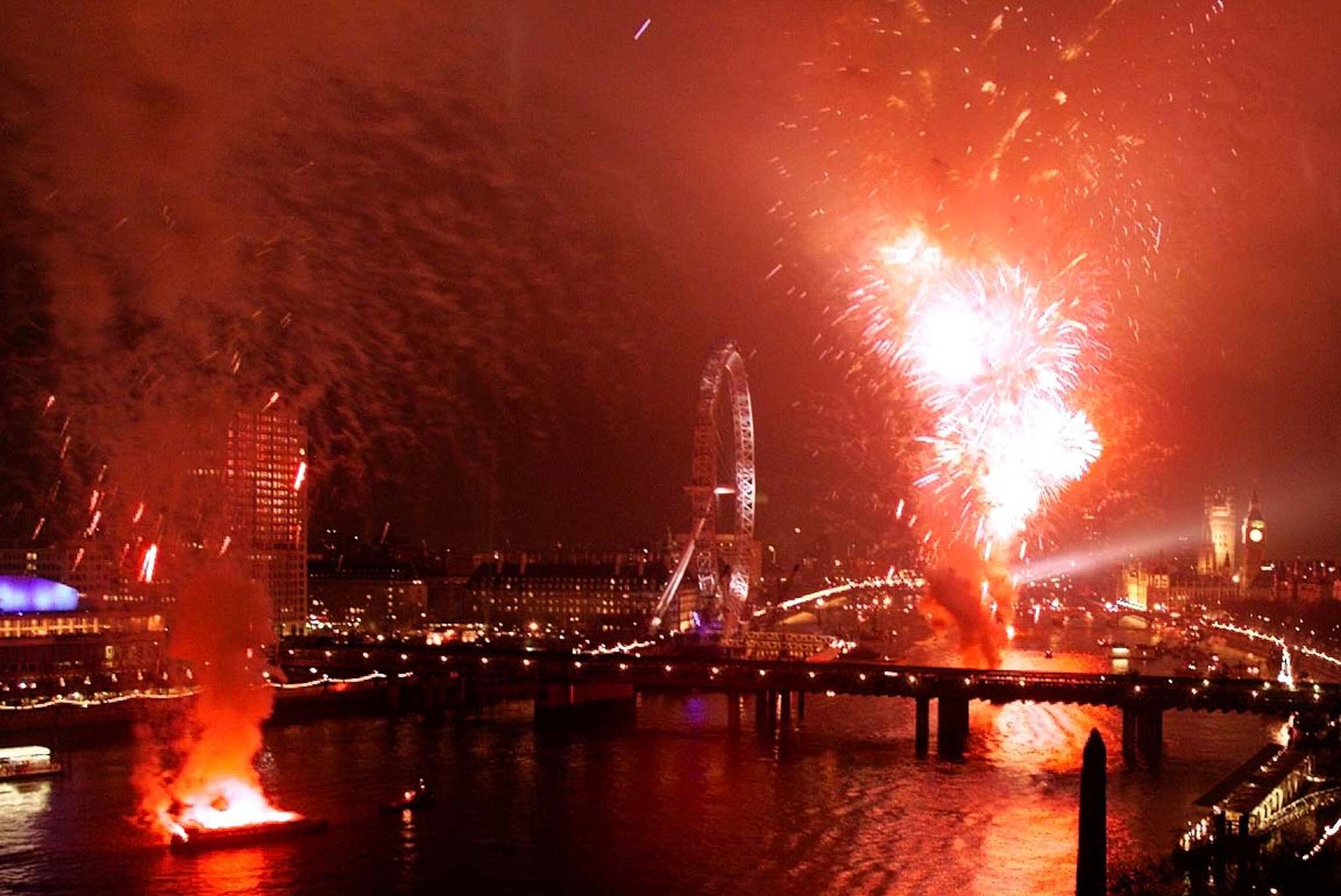 London New Year S Eve 2016 The Best Events Parties And