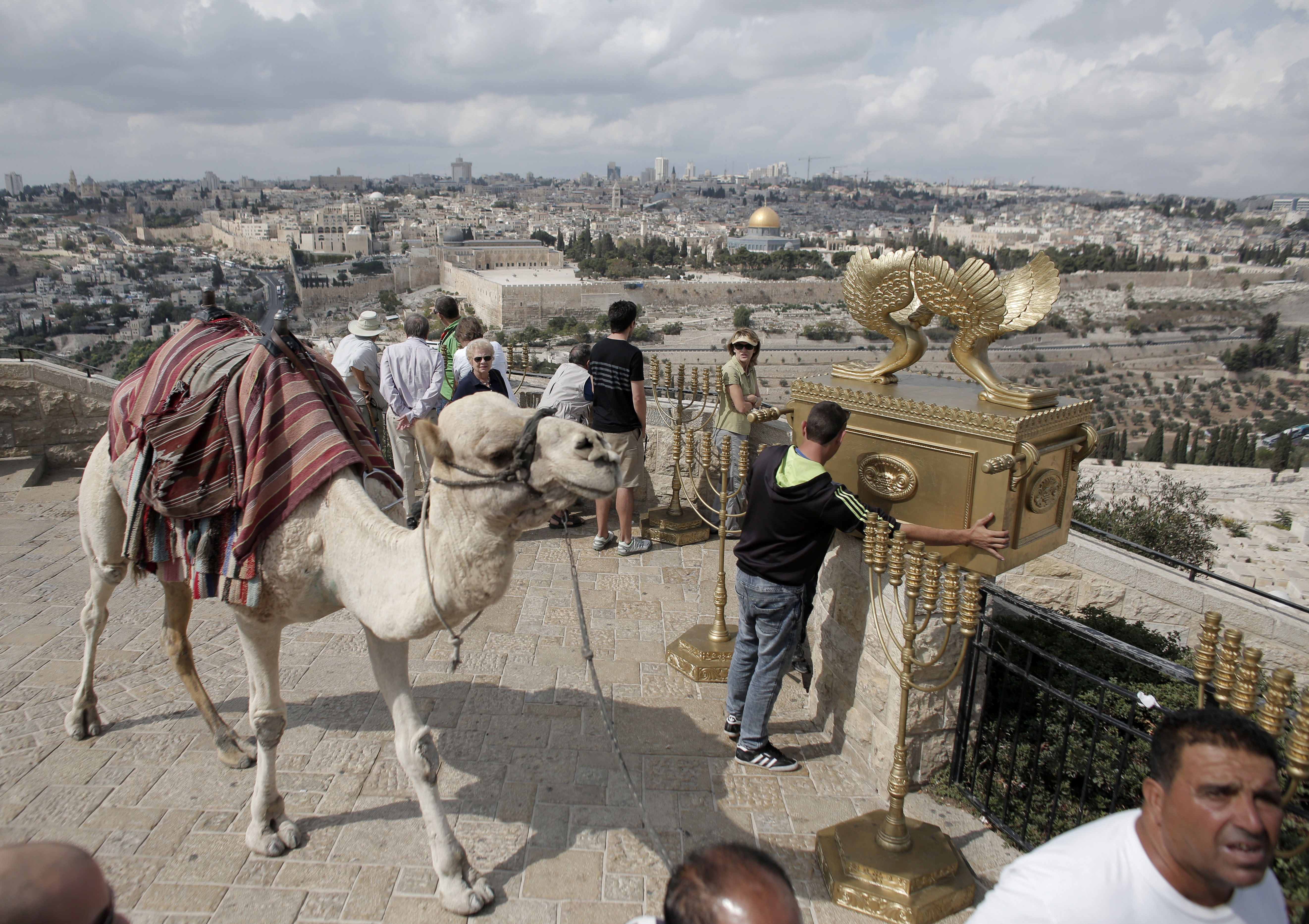 Israel Tourism Relatively Steady Despite Increased