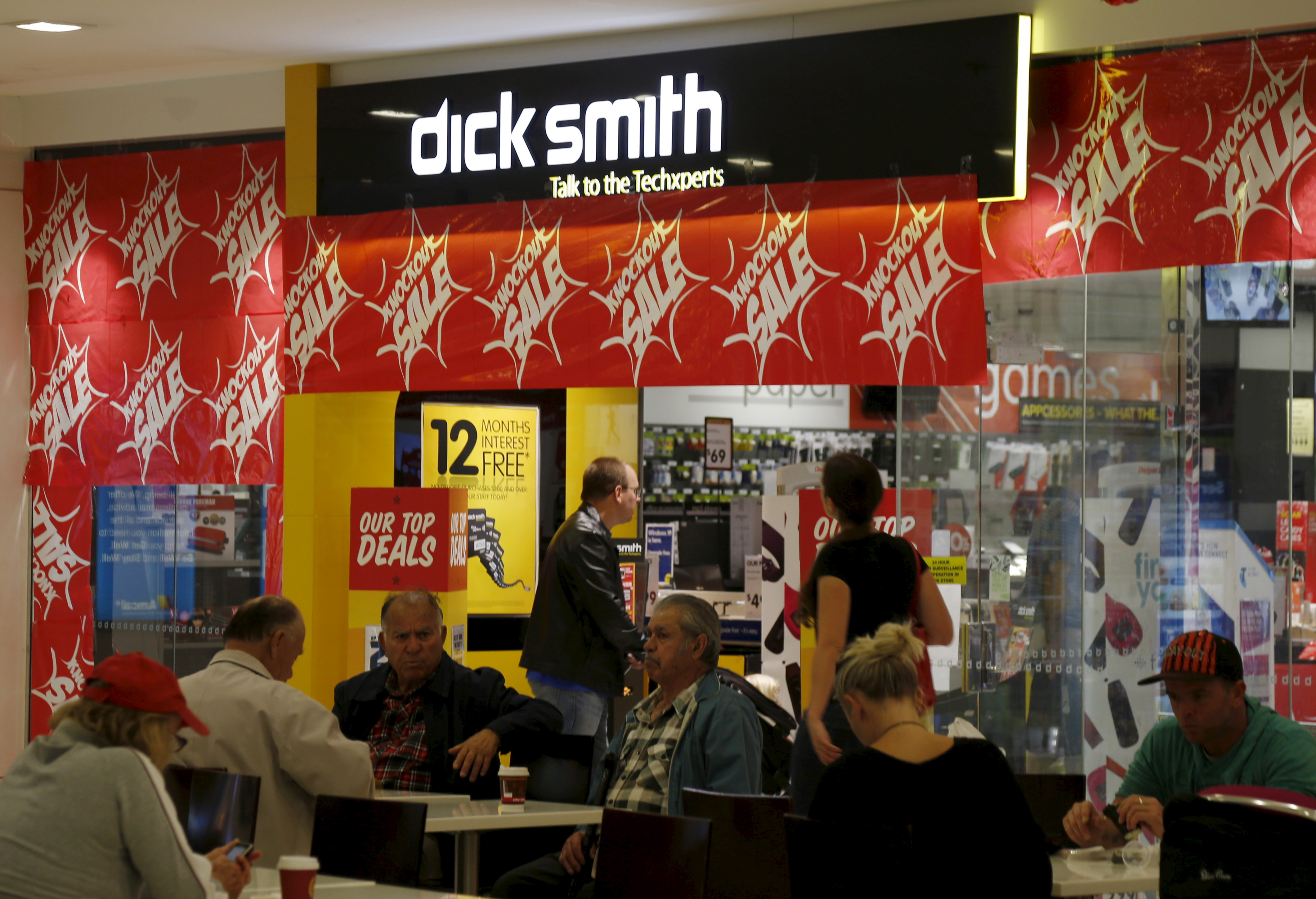 Dick smith shop online