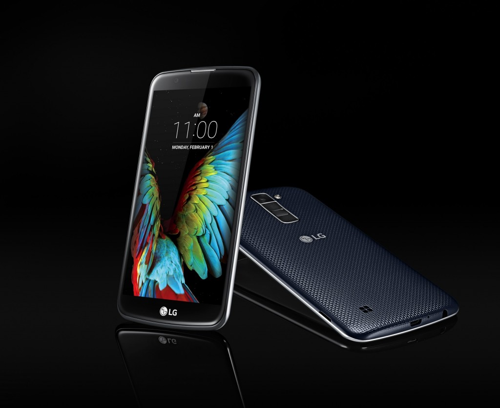 New LG K10, K7: Affordable Handsets With Premium Design ...