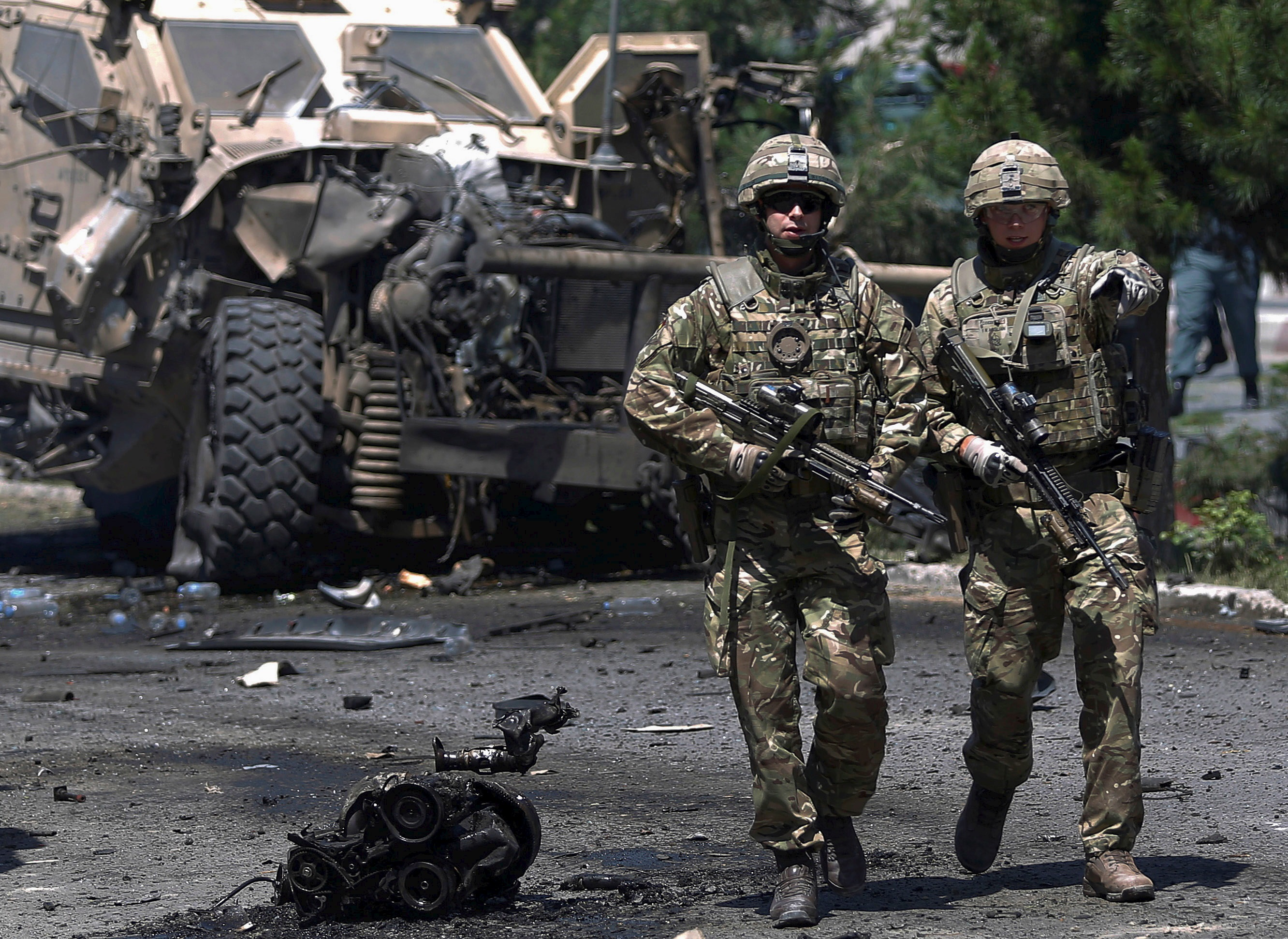 US Forces Killed in Afghanistan Live Updates: Soldiers