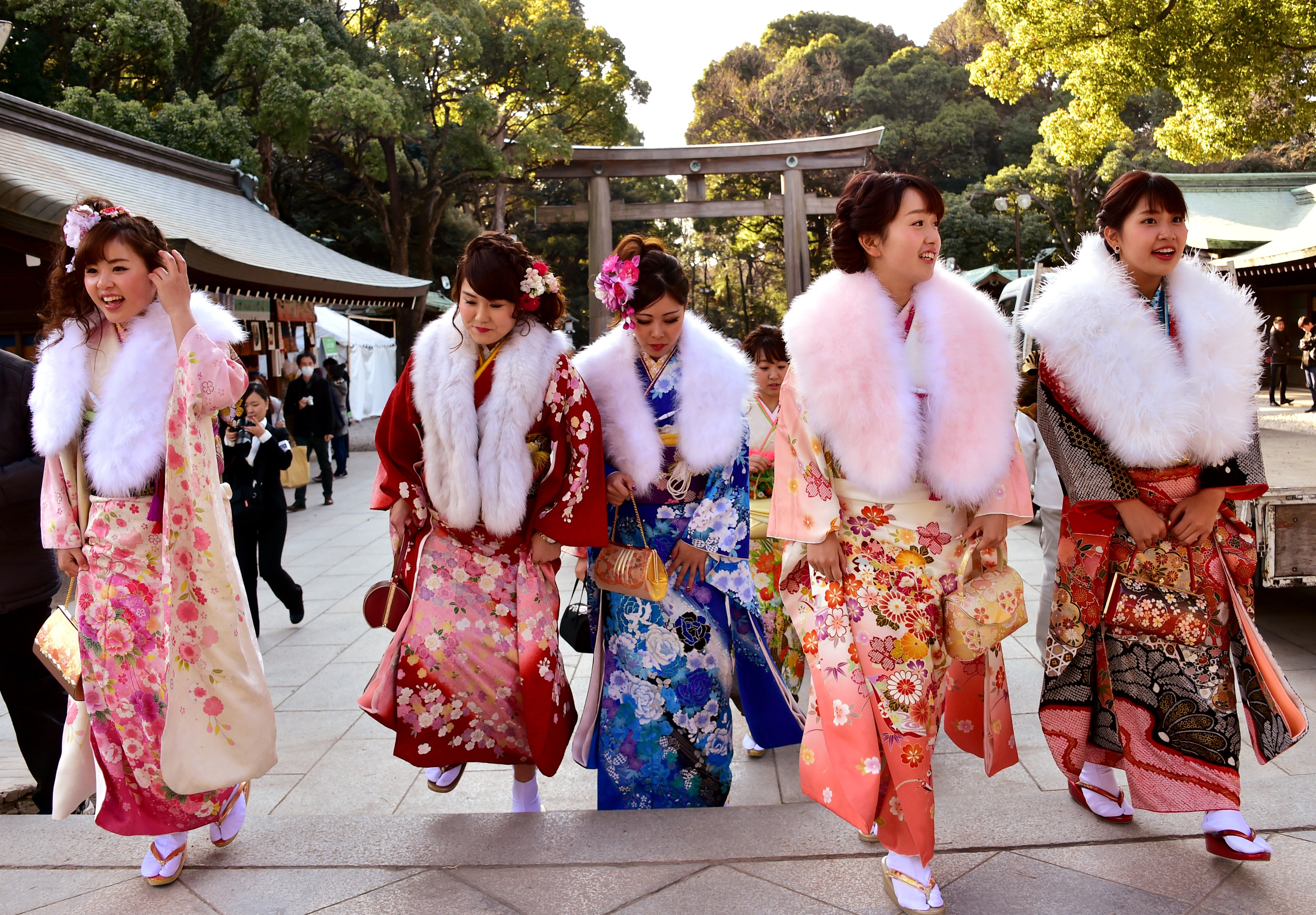 Japan Coming Of Age Day 2016  Facts About Japanese Holiday Celebrating Young People  Photos