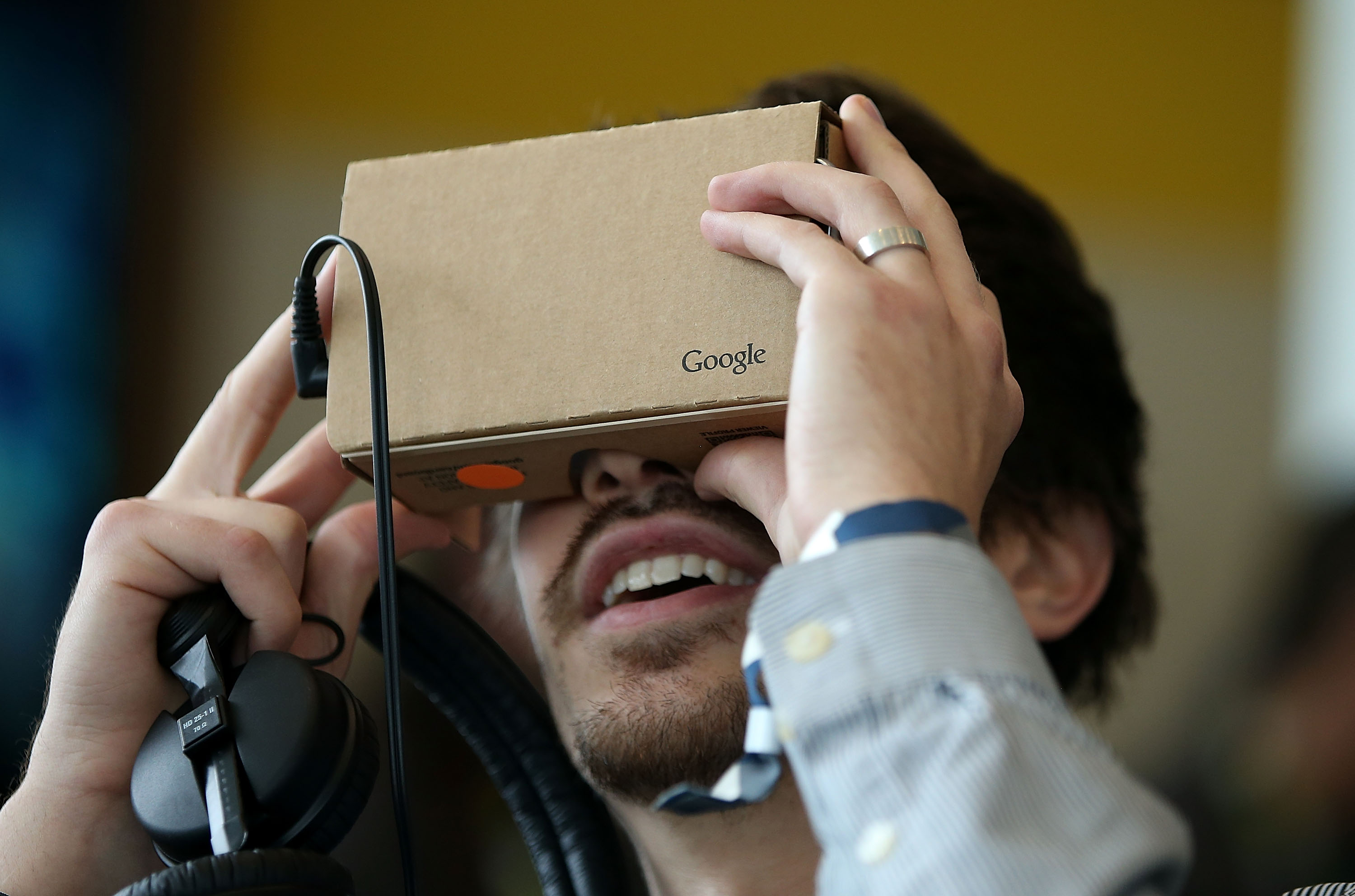 Image result for The Reasons that Google's VR Headset Is The Most Enticing