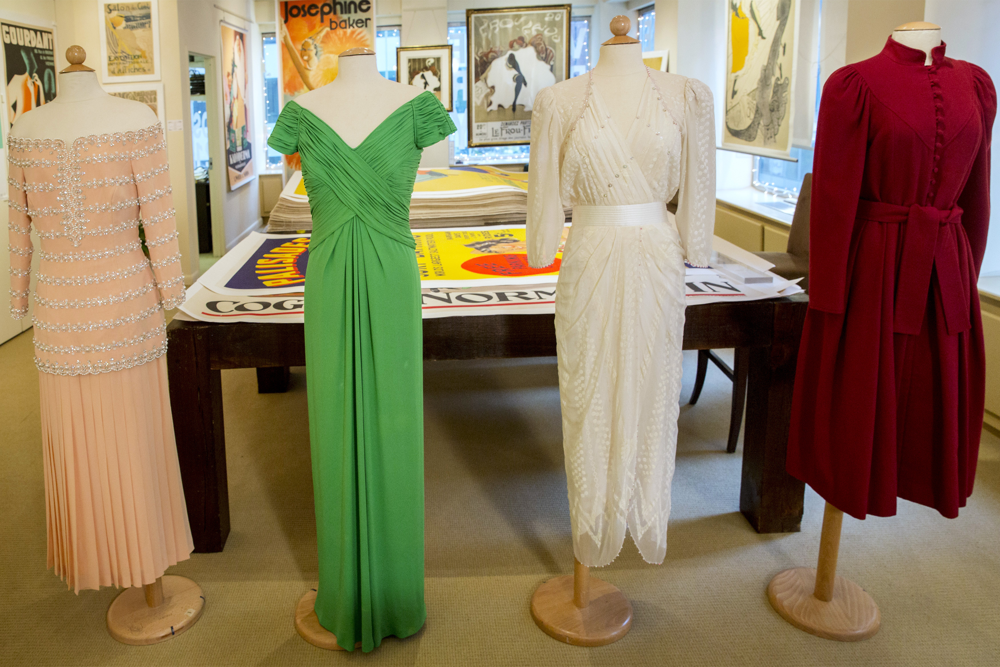 Princess Diana S Iconic Dresses To Feature In New