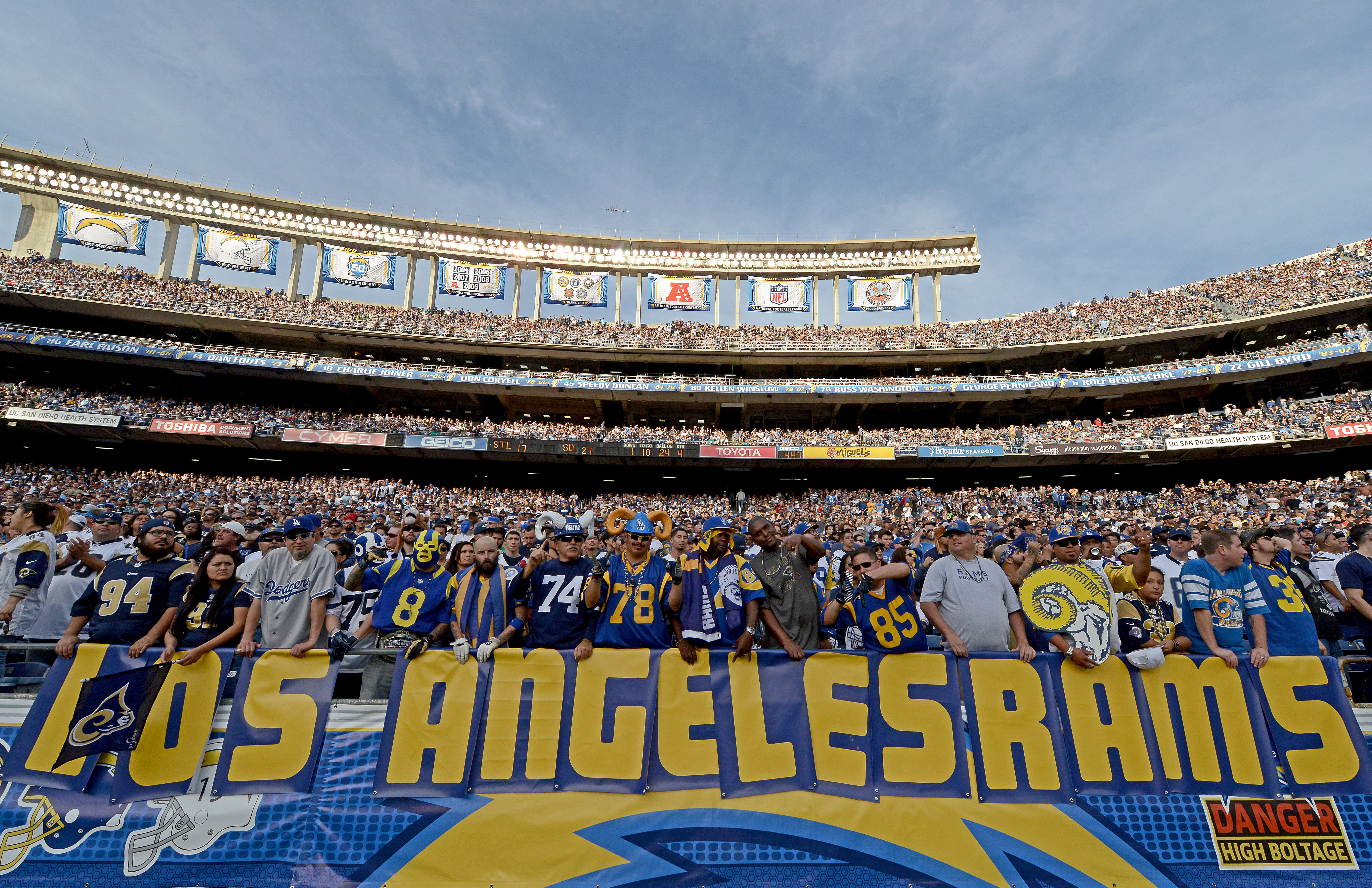 Foyer Home St Louis Reims : La rams new stadium will los angeles fans support an nfl