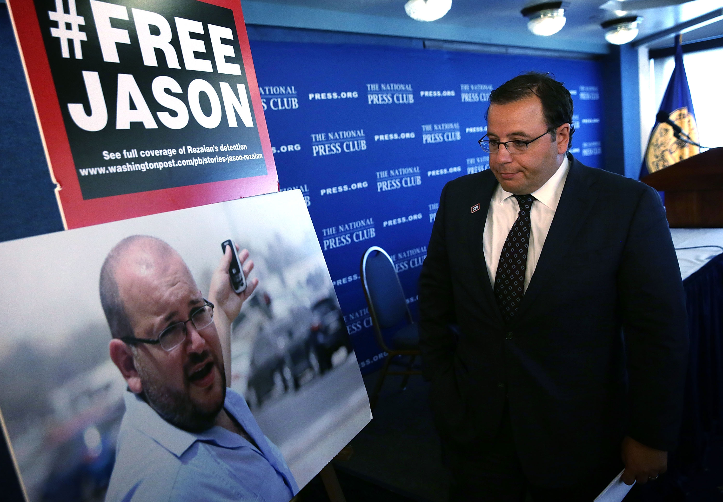 Washington Post Update: Jason Rezaian Update: Washington Post Journalist, Three