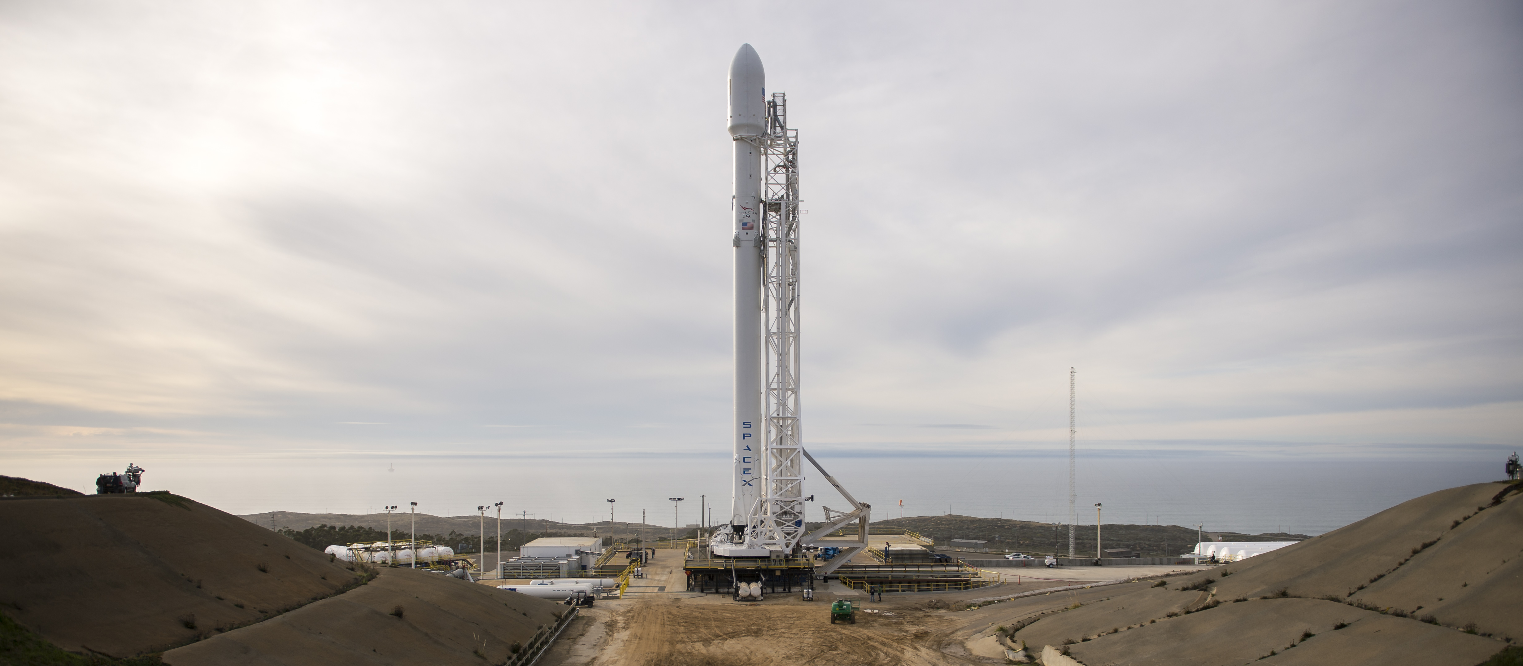 SpaceX Jason-3 Launch Live Stream: Watch The Ocean Landing ...
