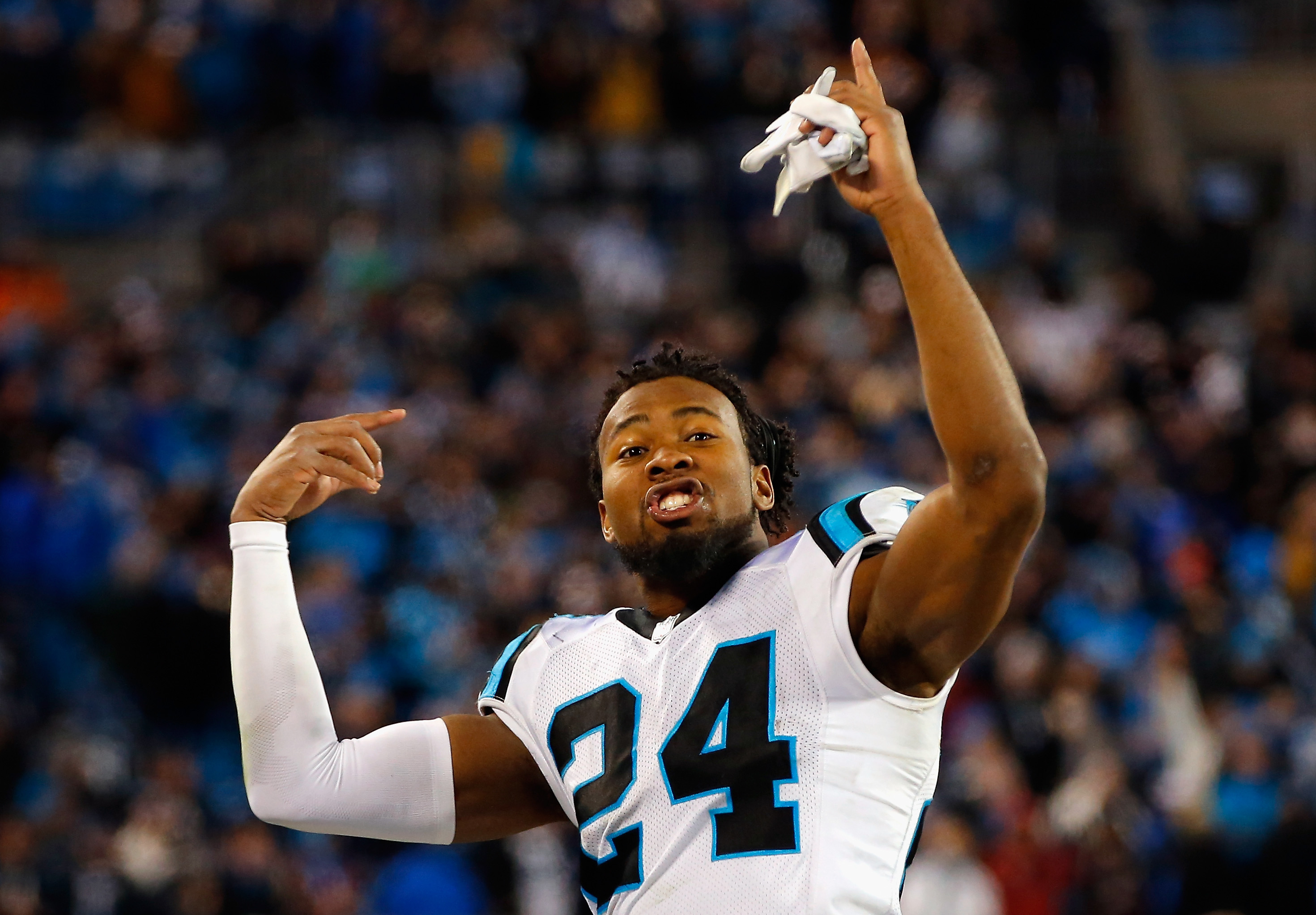 Josh Norman Contract Star NFL Cornerback A Challenge For Carolina