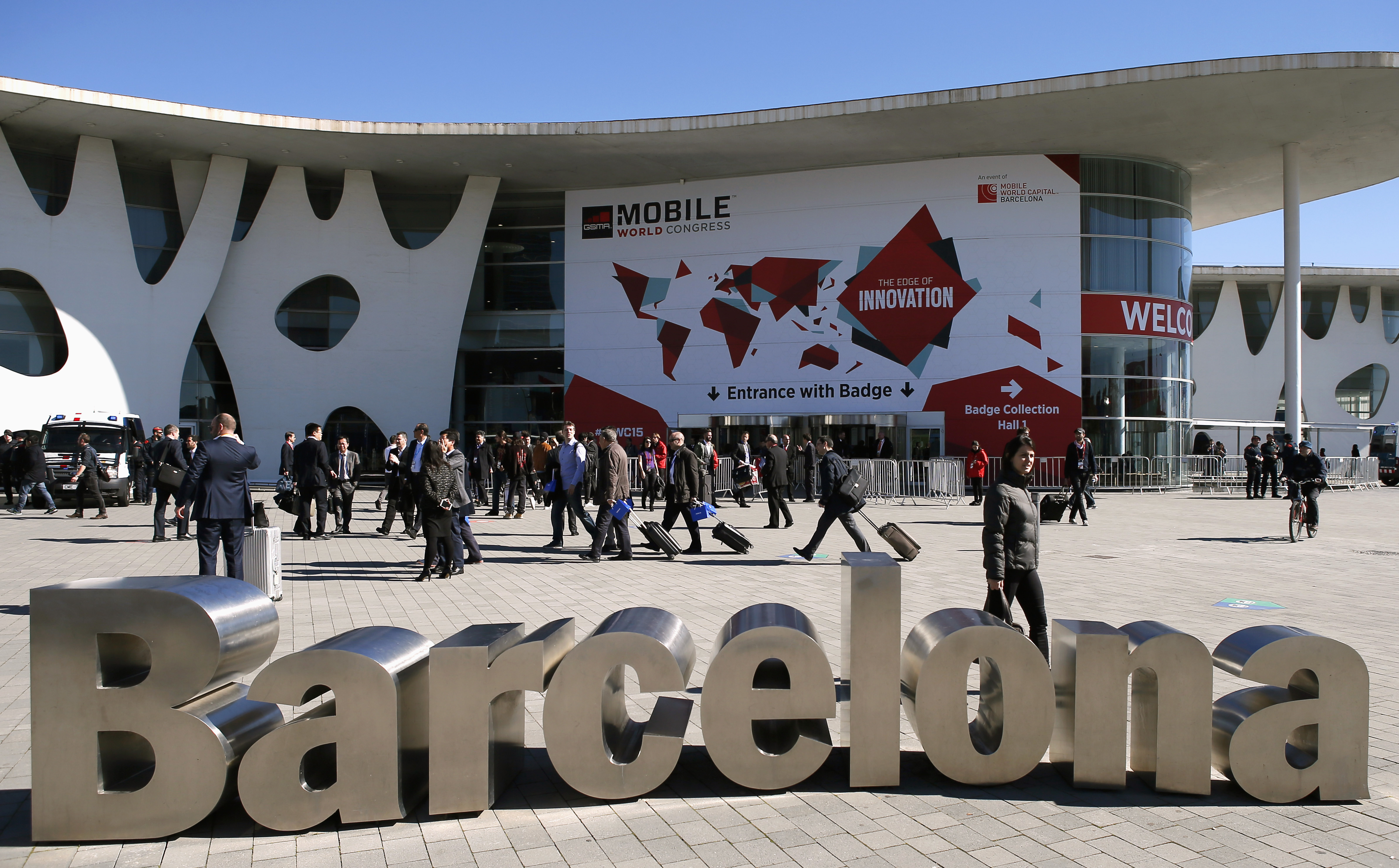 Image result for Mobile World Congress