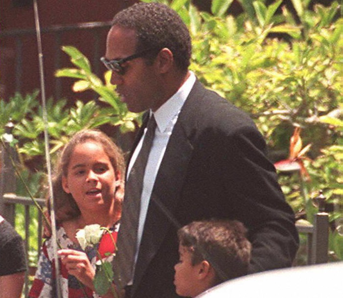 Where Is O J  Si...O J Simpson S Daughter Sydney